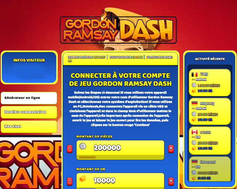Gordon Ramsay Dash triche, Gordon Ramsay Dash triche en ligne, Gordon Ramsay Dash triche android, Gordon Ramsay Dash triche Pièces et Or gratuit, Gordon Ramsay Dash triche illimite Pièces et Or, Gordon Ramsay Dash triche ios, Gordon Ramsay Dash triche ipad, Gordon Ramsay Dash triche iphone, Gordon Ramsay Dash gratuit Pièces et Or, Gordon Ramsay Dash triche samsung galaxy, Gordon Ramsay Dash triche telecharger, Gordon Ramsay Dash tricher, Gordon Ramsay Dash tricheu, Gordon Ramsay Dash tricheur, triche Gordon Ramsay Dash, code de triche Gordon Ramsay Dash, Gordon Ramsay Dash astuce, Gordon Ramsay Dash astuce en ligne, Gordon Ramsay Dash astuce android, Gordon Ramsay Dash astuce gratuit, Gordon Ramsay Dash astuce ios, Gordon Ramsay Dash astuce iphone, Gordon Ramsay Dash astuce telecharger, Gordon Ramsay Dash astuces, Gordon Ramsay Dash astuces gratuit, Gordon Ramsay Dash astuces android, Gordon Ramsay Dash astuces ios,, Gordon Ramsay Dash astuces telecharger, Gordon Ramsay Dash astuce Pièces et Or, Gordon Ramsay Dash cheat, Gordon Ramsay Dash cheats, Gordon Ramsay Dash cheat Pièces et Or, Gordon Ramsay Dash cheat gratuit, Gordon Ramsay Dash cheat iphone, Gordon Ramsay Dash cheat telecharger, Gordon Ramsay Dash hack online, Gordon Ramsay Dash hack generator, Gordon Ramsay Dash hack android, Gordon Ramsay Dash hack Pièces et Or, Gordon Ramsay Dash illimité Pièces et Or, Gordon Ramsay Dash mod apk, Gordon Ramsay Dash mod apk Pièces et Or, Gordon Ramsay Dash mod apk android, Gordon Ramsay Dash outil, Gordon Ramsay Dash outil de piratage, Gordon Ramsay Dash pirater, Gordon Ramsay Dash pirater en ligne, Gordon Ramsay Dash pirater android, Gordon Ramsay Dash pirater Pièces et Or, Gordon Ramsay Dash pirater gratuit, Gordon Ramsay Dash pirater ios, Gordon Ramsay Dash pirater iphone, Gordon Ramsay Dash pirater illimite Pièces et Or, Gordon Ramsay Dash triche jeu, Gordon Ramsay Dash astuce triche en ligne, comment tricheur sur Gordon Ramsay Dash, Pièces et Or gratuit dans Gordon Ramsay Dash, Gordon Ramsay Dash illimite Pièces et Or, Gordon Ramsay Dash hacken, Gordon Ramsay Dash beschummeln, Gordon Ramsay Dash betrügen, Gordon Ramsay Dash betrügen Pièces et Or, Gordon Ramsay Dash unbegrenzt Pièces et Or, Gordon Ramsay Dash Pièces et Or frei, Gordon Ramsay Dash hacken Pièces et Or, Gordon Ramsay Dash Pièces et Or gratuito, Gordon Ramsay Dash mod Pièces et Or, Gordon Ramsay Dash trucchi, Gordon Ramsay Dash engañar