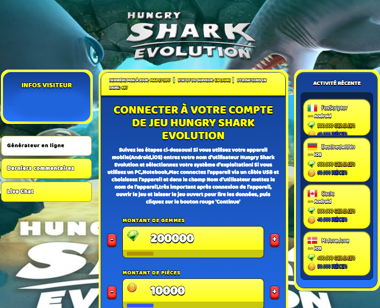 Hungry Shark Evolution triche, Hungry Shark Evolution triche en ligne, Hungry Shark Evolution triche android, Hungry Shark Evolution triche Gemmes et Pièces gratuit, Hungry Shark Evolution triche illimite Gemmes et Pièces, Hungry Shark Evolution triche ios, Hungry Shark Evolution triche ipad, Hungry Shark Evolution triche iphone, Hungry Shark Evolution gratuit Gemmes et Pièces, Hungry Shark Evolution triche samsung galaxy, Hungry Shark Evolution triche telecharger, Hungry Shark Evolution tricher, Hungry Shark Evolution tricheu, Hungry Shark Evolution tricheur, triche Hungry Shark Evolution, code de triche Hungry Shark Evolution, Hungry Shark Evolution astuce, Hungry Shark Evolution astuce en ligne, Hungry Shark Evolution astuce android, Hungry Shark Evolution astuce gratuit, Hungry Shark Evolution astuce ios, Hungry Shark Evolution astuce iphone, Hungry Shark Evolution astuce telecharger, Hungry Shark Evolution astuces, Hungry Shark Evolution astuces gratuit, Hungry Shark Evolution astuces android, Hungry Shark Evolution astuces ios,, Hungry Shark Evolution astuces telecharger, Hungry Shark Evolution astuce Gemmes et Pièces, Hungry Shark Evolution cheat, Hungry Shark Evolution cheats, Hungry Shark Evolution cheat Gemmes et Pièces, Hungry Shark Evolution cheat gratuit, Hungry Shark Evolution cheat iphone, Hungry Shark Evolution cheat telecharger, Hungry Shark Evolution hack online, Hungry Shark Evolution hack generator, Hungry Shark Evolution hack android, Hungry Shark Evolution hack Gemmes et Pièces, Hungry Shark Evolution illimité Gemmes et Pièces, Hungry Shark Evolution mod apk, Hungry Shark Evolution mod apk Gemmes et Pièces, Hungry Shark Evolution mod apk android, Hungry Shark Evolution outil, Hungry Shark Evolution outil de piratage, Hungry Shark Evolution pirater, Hungry Shark Evolution pirater en ligne, Hungry Shark Evolution pirater android, Hungry Shark Evolution pirater Gemmes et Pièces, Hungry Shark Evolution pirater gratuit, Hungry Shark Evolution pirater ios, Hungry Shark Evolution pirater iphone, Hungry Shark Evolution pirater illimite Gemmes et Pièces, Hungry Shark Evolution triche jeu, Hungry Shark Evolution astuce triche en ligne, comment tricheur sur Hungry Shark Evolution, Gemmes et Pièces gratuit dans Hungry Shark Evolution, Hungry Shark Evolution illimite Gemmes et Pièces, Hungry Shark Evolution hacken, Hungry Shark Evolution beschummeln, Hungry Shark Evolution betrügen, Hungry Shark Evolution betrügen Gemmes et Pièces, Hungry Shark Evolution unbegrenzt Gemmes et Pièces, Hungry Shark Evolution Gemmes et Pièces frei, Hungry Shark Evolution hacken Gemmes et Pièces, Hungry Shark Evolution Gemmes et Pièces gratuito, Hungry Shark Evolution mod Gemmes et Pièces, Hungry Shark Evolution trucchi, Hungry Shark Evolution engañar