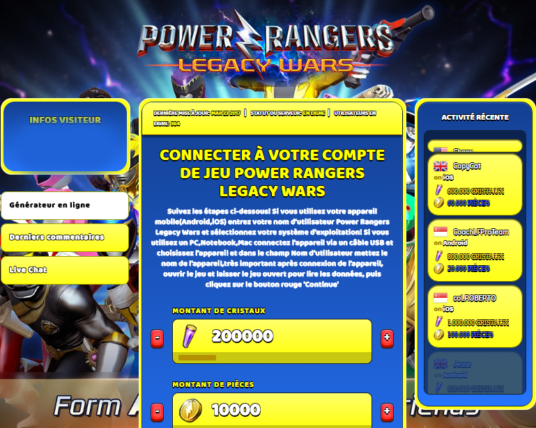 Power Rangers Legacy Wars triche, Power Rangers Legacy Wars triche en ligne, Power Rangers Legacy Wars triche android, Power Rangers Legacy Wars triche Cristaux et Pièces gratuit, Power Rangers Legacy Wars triche illimite Cristaux et Pièces, Power Rangers Legacy Wars triche ios, Power Rangers Legacy Wars triche ipad, Power Rangers Legacy Wars triche iphone, Power Rangers Legacy Wars gratuit Cristaux et Pièces, Power Rangers Legacy Wars triche samsung galaxy, Power Rangers Legacy Wars triche telecharger, Power Rangers Legacy Wars tricher, Power Rangers Legacy Wars tricheu, Power Rangers Legacy Wars tricheur, triche Power Rangers Legacy Wars, code de triche Power Rangers Legacy Wars, Power Rangers Legacy Wars astuce, Power Rangers Legacy Wars astuce en ligne, Power Rangers Legacy Wars astuce android, Power Rangers Legacy Wars astuce gratuit, Power Rangers Legacy Wars astuce ios, Power Rangers Legacy Wars astuce iphone, Power Rangers Legacy Wars astuce telecharger, Power Rangers Legacy Wars astuces, Power Rangers Legacy Wars astuces gratuit, Power Rangers Legacy Wars astuces android, Power Rangers Legacy Wars astuces ios,, Power Rangers Legacy Wars astuces telecharger, Power Rangers Legacy Wars astuce Cristaux et Pièces, Power Rangers Legacy Wars cheat, Power Rangers Legacy Wars cheats, Power Rangers Legacy Wars cheat Cristaux et Pièces, Power Rangers Legacy Wars cheat gratuit, Power Rangers Legacy Wars cheat iphone, Power Rangers Legacy Wars cheat telecharger, Power Rangers Legacy Wars hack online, Power Rangers Legacy Wars hack generator, Power Rangers Legacy Wars hack android, Power Rangers Legacy Wars hack Cristaux et Pièces, Power Rangers Legacy Wars illimité Cristaux et Pièces, Power Rangers Legacy Wars mod apk, Power Rangers Legacy Wars mod apk Cristaux et Pièces, Power Rangers Legacy Wars mod apk android, Power Rangers Legacy Wars outil, Power Rangers Legacy Wars outil de piratage, Power Rangers Legacy Wars pirater, Power Rangers Legacy Wars pirater en ligne, Power Rangers Legacy Wars pirater android, Power Rangers Legacy Wars pirater Cristaux et Pièces, Power Rangers Legacy Wars pirater gratuit, Power Rangers Legacy Wars pirater ios, Power Rangers Legacy Wars pirater iphone, Power Rangers Legacy Wars pirater illimite Cristaux et Pièces, Power Rangers Legacy Wars triche jeu, Power Rangers Legacy Wars astuce triche en ligne, comment tricheur sur Power Rangers Legacy Wars, Cristaux et Pièces gratuit dans Power Rangers Legacy Wars, Power Rangers Legacy Wars illimite Cristaux et Pièces, Power Rangers Legacy Wars hacken, Power Rangers Legacy Wars beschummeln, Power Rangers Legacy Wars betrügen, Power Rangers Legacy Wars betrügen Cristaux et Pièces, Power Rangers Legacy Wars unbegrenzt Cristaux et Pièces, Power Rangers Legacy Wars Cristaux et Pièces frei, Power Rangers Legacy Wars hacken Cristaux et Pièces, Power Rangers Legacy Wars Cristaux et Pièces gratuito, Power Rangers Legacy Wars mod Cristaux et Pièces, Power Rangers Legacy Wars trucchi, Power Rangers Legacy Wars engañar