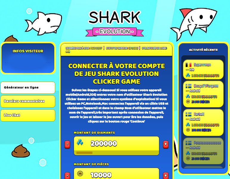 Shark Evolution Clicker Game triche, Shark Evolution Clicker Game triche en ligne, Shark Evolution Clicker Game triche android, Shark Evolution Clicker Game triche Diamants et Pièces gratuit, Shark Evolution Clicker Game triche illimite Diamants et Pièces, Shark Evolution Clicker Game triche ios, Shark Evolution Clicker Game triche ipad, Shark Evolution Clicker Game triche iphone, Shark Evolution Clicker Game gratuit Diamants et Pièces, Shark Evolution Clicker Game triche samsung galaxy, Shark Evolution Clicker Game triche telecharger, Shark Evolution Clicker Game tricher, Shark Evolution Clicker Game tricheu, Shark Evolution Clicker Game tricheur, triche Shark Evolution Clicker Game, code de triche Shark Evolution Clicker Game, Shark Evolution Clicker Game astuce, Shark Evolution Clicker Game astuce en ligne, Shark Evolution Clicker Game astuce android, Shark Evolution Clicker Game astuce gratuit, Shark Evolution Clicker Game astuce ios, Shark Evolution Clicker Game astuce iphone, Shark Evolution Clicker Game astuce telecharger, Shark Evolution Clicker Game astuces, Shark Evolution Clicker Game astuces gratuit, Shark Evolution Clicker Game astuces android, Shark Evolution Clicker Game astuces ios,, Shark Evolution Clicker Game astuces telecharger, Shark Evolution Clicker Game astuce Diamants et Pièces, Shark Evolution Clicker Game cheat, Shark Evolution Clicker Game cheats, Shark Evolution Clicker Game cheat Diamants et Pièces, Shark Evolution Clicker Game cheat gratuit, Shark Evolution Clicker Game cheat iphone, Shark Evolution Clicker Game cheat telecharger, Shark Evolution Clicker Game hack online, Shark Evolution Clicker Game hack generator, Shark Evolution Clicker Game hack android, Shark Evolution Clicker Game hack Diamants et Pièces, Shark Evolution Clicker Game illimité Diamants et Pièces, Shark Evolution Clicker Game mod apk, Shark Evolution Clicker Game mod apk Diamants et Pièces, Shark Evolution Clicker Game mod apk android, Shark Evolution Clicker Game outil, Shark Evolution Clicker Game outil de piratage, Shark Evolution Clicker Game pirater, Shark Evolution Clicker Game pirater en ligne, Shark Evolution Clicker Game pirater android, Shark Evolution Clicker Game pirater Diamants et Pièces, Shark Evolution Clicker Game pirater gratuit, Shark Evolution Clicker Game pirater ios, Shark Evolution Clicker Game pirater iphone, Shark Evolution Clicker Game pirater illimite Diamants et Pièces, Shark Evolution Clicker Game triche jeu, Shark Evolution Clicker Game astuce triche en ligne, comment tricheur sur Shark Evolution Clicker Game, Diamants et Pièces gratuit dans Shark Evolution Clicker Game, Shark Evolution Clicker Game illimite Diamants et Pièces, Shark Evolution Clicker Game hacken, Shark Evolution Clicker Game beschummeln, Shark Evolution Clicker Game betrügen, Shark Evolution Clicker Game betrügen Diamants et Pièces, Shark Evolution Clicker Game unbegrenzt Diamants et Pièces, Shark Evolution Clicker Game Diamants et Pièces frei, Shark Evolution Clicker Game hacken Diamants et Pièces, Shark Evolution Clicker Game Diamants et Pièces gratuito, Shark Evolution Clicker Game mod Diamants et Pièces, Shark Evolution Clicker Game trucchi, Shark Evolution Clicker Game engañar