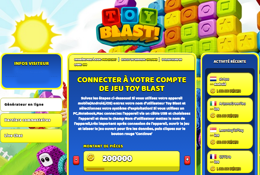 Toy Blast triche, Toy Blast triche en ligne, Toy Blast triche android, Toy Blast triche Pièces gratuit, Toy Blast triche illimite Pièces, Toy Blast triche ios, Toy Blast triche ipad, Toy Blast triche iphone, Toy Blast gratuit Pièces, Toy Blast triche samsung galaxy, Toy Blast triche telecharger, Toy Blast tricher, Toy Blast tricheu, Toy Blast tricheur, triche Toy Blast, code de triche Toy Blast, Toy Blast astuce, Toy Blast astuce en ligne, Toy Blast astuce android, Toy Blast astuce gratuit, Toy Blast astuce ios, Toy Blast astuce iphone, Toy Blast astuce telecharger, Toy Blast astuces, Toy Blast astuces gratuit, Toy Blast astuces android, Toy Blast astuces ios,, Toy Blast astuces telecharger, Toy Blast astuce Pièces, Toy Blast cheat, Toy Blast cheats, Toy Blast cheat Pièces, Toy Blast cheat gratuit, Toy Blast cheat iphone, Toy Blast cheat telecharger, Toy Blast hack online, Toy Blast hack generator, Toy Blast hack android, Toy Blast hack Pièces, Toy Blast illimité Pièces, Toy Blast mod apk, Toy Blast mod apk Pièces, Toy Blast mod apk android, Toy Blast outil, Toy Blast outil de piratage, Toy Blast pirater, Toy Blast pirater en ligne, Toy Blast pirater android, Toy Blast pirater Pièces, Toy Blast pirater gratuit, Toy Blast pirater ios, Toy Blast pirater iphone, Toy Blast pirater illimite Pièces, Toy Blast triche jeu, Toy Blast astuce triche en ligne, comment tricheur sur Toy Blast, Pièces gratuit dans Toy Blast, Toy Blast illimite Pièces, Toy Blast hacken, Toy Blast beschummeln, Toy Blast betrügen, Toy Blast betrügen Pièces, Toy Blast unbegrenzt Pièces, Toy Blast Pièces frei, Toy Blast hacken Pièces, Toy Blast Pièces gratuito, Toy Blast mod Pièces, Toy Blast trucchi, Toy Blast engañar
