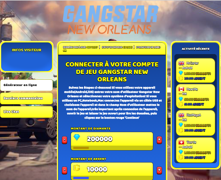 Gangstar New Orleans triche, Gangstar New Orleans triche en ligne, Gangstar New Orleans triche android, Gangstar New Orleans triche Diamants et Argent gratuit, Gangstar New Orleans triche illimite Diamants et Argent, Gangstar New Orleans triche ios, Gangstar New Orleans triche ipad, Gangstar New Orleans triche iphone, Gangstar New Orleans gratuit Diamants et Argent, Gangstar New Orleans triche samsung galaxy, Gangstar New Orleans triche telecharger, Gangstar New Orleans tricher, Gangstar New Orleans tricheu, Gangstar New Orleans tricheur, triche Gangstar New Orleans, code de triche Gangstar New Orleans, Gangstar New Orleans astuce, Gangstar New Orleans astuce en ligne, Gangstar New Orleans astuce android, Gangstar New Orleans astuce gratuit, Gangstar New Orleans astuce ios, Gangstar New Orleans astuce iphone, Gangstar New Orleans astuce telecharger, Gangstar New Orleans astuces, Gangstar New Orleans astuces gratuit, Gangstar New Orleans astuces android, Gangstar New Orleans astuces ios,, Gangstar New Orleans astuces telecharger, Gangstar New Orleans astuce Diamants et Argent, Gangstar New Orleans cheat, Gangstar New Orleans cheats, Gangstar New Orleans cheat Diamants et Argent, Gangstar New Orleans cheat gratuit, Gangstar New Orleans cheat iphone, Gangstar New Orleans cheat telecharger, Gangstar New Orleans hack online, Gangstar New Orleans hack generator, Gangstar New Orleans hack android, Gangstar New Orleans hack Diamants et Argent, Gangstar New Orleans illimité Diamants et Argent, Gangstar New Orleans mod apk, Gangstar New Orleans mod apk Diamants et Argent, Gangstar New Orleans mod apk android, Gangstar New Orleans outil, Gangstar New Orleans outil de piratage, Gangstar New Orleans pirater, Gangstar New Orleans pirater en ligne, Gangstar New Orleans pirater android, Gangstar New Orleans pirater Diamants et Argent, Gangstar New Orleans pirater gratuit, Gangstar New Orleans pirater ios, Gangstar New Orleans pirater iphone, Gangstar New Orleans pirater illimite Diamants et Argent, Gangstar New Orleans triche jeu, Gangstar New Orleans astuce triche en ligne, comment tricheur sur Gangstar New Orleans, Diamants et Argent gratuit dans Gangstar New Orleans, Gangstar New Orleans illimite Diamants et Argent, Gangstar New Orleans hacken, Gangstar New Orleans beschummeln, Gangstar New Orleans betrügen, Gangstar New Orleans betrügen Diamants et Argent, Gangstar New Orleans unbegrenzt Diamants et Argent, Gangstar New Orleans Diamants et Argent frei, Gangstar New Orleans hacken Diamants et Argent, Gangstar New Orleans Diamants et Argent gratuito, Gangstar New Orleans mod Diamants et Argent, Gangstar New Orleans trucchi, Gangstar New Orleans engañar