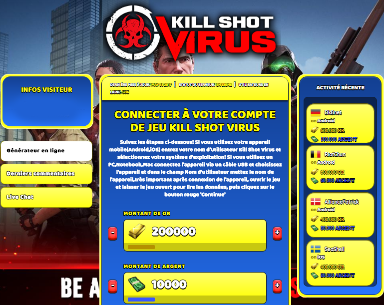 Kill Shot Virus triche, Kill Shot Virus triche en ligne, Kill Shot Virus triche android, Kill Shot Virus triche Or et Argent gratuit, Kill Shot Virus triche illimite Or et Argent, Kill Shot Virus triche ios, Kill Shot Virus triche ipad, Kill Shot Virus triche iphone, Kill Shot Virus gratuit Or et Argent, Kill Shot Virus triche samsung galaxy, Kill Shot Virus triche telecharger, Kill Shot Virus tricher, Kill Shot Virus tricheu, Kill Shot Virus tricheur, triche Kill Shot Virus, code de triche Kill Shot Virus, Kill Shot Virus astuce, Kill Shot Virus astuce en ligne, Kill Shot Virus astuce android, Kill Shot Virus astuce gratuit, Kill Shot Virus astuce ios, Kill Shot Virus astuce iphone, Kill Shot Virus astuce telecharger, Kill Shot Virus astuces, Kill Shot Virus astuces gratuit, Kill Shot Virus astuces android, Kill Shot Virus astuces ios,, Kill Shot Virus astuces telecharger, Kill Shot Virus astuce Or et Argent, Kill Shot Virus cheat, Kill Shot Virus cheats, Kill Shot Virus cheat Or et Argent, Kill Shot Virus cheat gratuit, Kill Shot Virus cheat iphone, Kill Shot Virus cheat telecharger, Kill Shot Virus hack online, Kill Shot Virus hack generator, Kill Shot Virus hack android, Kill Shot Virus hack Or et Argent, Kill Shot Virus illimité Or et Argent, Kill Shot Virus mod apk, Kill Shot Virus mod apk Or et Argent, Kill Shot Virus mod apk android, Kill Shot Virus outil, Kill Shot Virus outil de piratage, Kill Shot Virus pirater, Kill Shot Virus pirater en ligne, Kill Shot Virus pirater android, Kill Shot Virus pirater Or et Argent, Kill Shot Virus pirater gratuit, Kill Shot Virus pirater ios, Kill Shot Virus pirater iphone, Kill Shot Virus pirater illimite Or et Argent, Kill Shot Virus triche jeu, Kill Shot Virus astuce triche en ligne, comment tricheur sur Kill Shot Virus, Or et Argent gratuit dans Kill Shot Virus, Kill Shot Virus illimite Or et Argent, Kill Shot Virus hacken, Kill Shot Virus beschummeln, Kill Shot Virus betrügen, Kill Shot Virus betrügen Or et Argent, Kill Shot Virus unbegrenzt Or et Argent, Kill Shot Virus Or et Argent frei, Kill Shot Virus hacken Or et Argent, Kill Shot Virus Or et Argent gratuito, Kill Shot Virus mod Or et Argent, Kill Shot Virus trucchi, Kill Shot Virus engañar