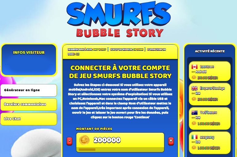 Smurfs Bubble Story triche, Smurfs Bubble Story triche en ligne, Smurfs Bubble Story triche android, Smurfs Bubble Story triche Pièces gratuit, Smurfs Bubble Story triche illimite Pièces, Smurfs Bubble Story triche ios, Smurfs Bubble Story triche ipad, Smurfs Bubble Story triche iphone, Smurfs Bubble Story gratuit Pièces, Smurfs Bubble Story triche samsung galaxy, Smurfs Bubble Story triche telecharger, Smurfs Bubble Story tricher, Smurfs Bubble Story tricheu, Smurfs Bubble Story tricheur, triche Smurfs Bubble Story, code de triche Smurfs Bubble Story, Smurfs Bubble Story astuce, Smurfs Bubble Story astuce en ligne, Smurfs Bubble Story astuce android, Smurfs Bubble Story astuce gratuit, Smurfs Bubble Story astuce ios, Smurfs Bubble Story astuce iphone, Smurfs Bubble Story astuce telecharger, Smurfs Bubble Story astuces, Smurfs Bubble Story astuces gratuit, Smurfs Bubble Story astuces android, Smurfs Bubble Story astuces ios,, Smurfs Bubble Story astuces telecharger, Smurfs Bubble Story astuce Pièces, Smurfs Bubble Story cheat, Smurfs Bubble Story cheats, Smurfs Bubble Story cheat Pièces, Smurfs Bubble Story cheat gratuit, Smurfs Bubble Story cheat iphone, Smurfs Bubble Story cheat telecharger, Smurfs Bubble Story hack online, Smurfs Bubble Story hack generator, Smurfs Bubble Story hack android, Smurfs Bubble Story hack Pièces, Smurfs Bubble Story illimité Pièces, Smurfs Bubble Story mod apk, Smurfs Bubble Story mod apk Pièces, Smurfs Bubble Story mod apk android, Smurfs Bubble Story outil, Smurfs Bubble Story outil de piratage, Smurfs Bubble Story pirater, Smurfs Bubble Story pirater en ligne, Smurfs Bubble Story pirater android, Smurfs Bubble Story pirater Pièces, Smurfs Bubble Story pirater gratuit, Smurfs Bubble Story pirater ios, Smurfs Bubble Story pirater iphone, Smurfs Bubble Story pirater illimite Pièces, Smurfs Bubble Story triche jeu, Smurfs Bubble Story astuce triche en ligne, comment tricheur sur Smurfs Bubble Story, Pièces gratuit dans Smurfs Bubble Story, Smurfs Bubble Story illimite Pièces, Smurfs Bubble Story hacken, Smurfs Bubble Story beschummeln, Smurfs Bubble Story betrügen, Smurfs Bubble Story betrügen Pièces, Smurfs Bubble Story unbegrenzt Pièces, Smurfs Bubble Story Pièces frei, Smurfs Bubble Story hacken Pièces, Smurfs Bubble Story Pièces gratuito, Smurfs Bubble Story mod Pièces, Smurfs Bubble Story trucchi, Smurfs Bubble Story engañar
