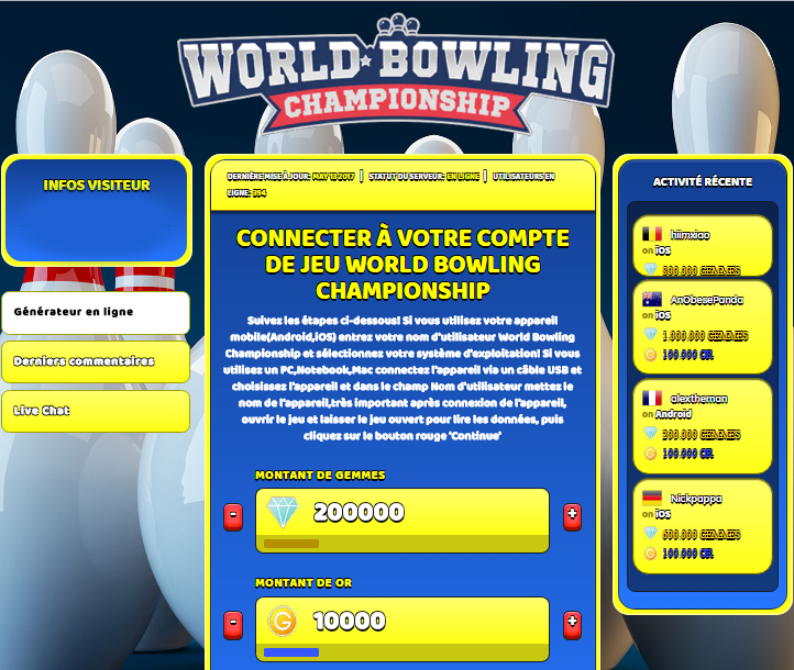 World Bowling Championship triche, World Bowling Championship triche en ligne, World Bowling Championship triche android, World Bowling Championship triche Gemmes et Or gratuit, World Bowling Championship triche illimite Gemmes et Or, World Bowling Championship triche ios, World Bowling Championship triche ipad, World Bowling Championship triche iphone, World Bowling Championship gratuit Gemmes et Or, World Bowling Championship triche samsung galaxy, World Bowling Championship triche telecharger, World Bowling Championship tricher, World Bowling Championship tricheu, World Bowling Championship tricheur, triche World Bowling Championship, code de triche World Bowling Championship, World Bowling Championship astuce, World Bowling Championship astuce en ligne, World Bowling Championship astuce android, World Bowling Championship astuce gratuit, World Bowling Championship astuce ios, World Bowling Championship astuce iphone, World Bowling Championship astuce telecharger, World Bowling Championship astuces, World Bowling Championship astuces gratuit, World Bowling Championship astuces android, World Bowling Championship astuces ios,, World Bowling Championship astuces telecharger, World Bowling Championship astuce Gemmes et Or, World Bowling Championship cheat, World Bowling Championship cheats, World Bowling Championship cheat Gemmes et Or, World Bowling Championship cheat gratuit, World Bowling Championship cheat iphone, World Bowling Championship cheat telecharger, World Bowling Championship hack online, World Bowling Championship hack generator, World Bowling Championship hack android, World Bowling Championship hack Gemmes et Or, World Bowling Championship illimité Gemmes et Or, World Bowling Championship mod apk, World Bowling Championship mod apk Gemmes et Or, World Bowling Championship mod apk android, World Bowling Championship outil, World Bowling Championship outil de piratage, World Bowling Championship pirater, World Bowling Championship pirater en ligne, World Bowling Championship pirater android, World Bowling Championship pirater Gemmes et Or, World Bowling Championship pirater gratuit, World Bowling Championship pirater ios, World Bowling Championship pirater iphone, World Bowling Championship pirater illimite Gemmes et Or, World Bowling Championship triche jeu, World Bowling Championship astuce triche en ligne, comment tricheur sur World Bowling Championship, Gemmes et Or gratuit dans World Bowling Championship, World Bowling Championship illimite Gemmes et Or, World Bowling Championship hacken, World Bowling Championship beschummeln, World Bowling Championship betrügen, World Bowling Championship betrügen Gemmes et Or, World Bowling Championship unbegrenzt Gemmes et Or, World Bowling Championship Gemmes et Or frei, World Bowling Championship hacken Gemmes et Or, World Bowling Championship Gemmes et Or gratuito, World Bowling Championship mod Gemmes et Or, World Bowling Championship trucchi, World Bowling Championship engañar