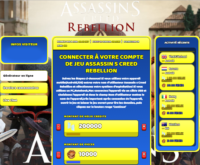 Assassin's Creed Rebellion triche, Assassin's Creed Rebellion triche en ligne, Assassin's Creed Rebellion triche android, Assassin's Creed Rebellion triche Helix Credits et Pieces gratuit, Assassin's Creed Rebellion triche illimite Helix Credits et Pieces, Assassin's Creed Rebellion triche ios, Assassin's Creed Rebellion triche ipad, Assassin's Creed Rebellion triche iphone, Assassin's Creed Rebellion gratuit Helix Credits et Pieces, Assassin's Creed Rebellion triche samsung galaxy, Assassin's Creed Rebellion triche telecharger, Assassin's Creed Rebellion tricher, Assassin's Creed Rebellion tricheu, Assassin's Creed Rebellion tricheur, triche Assassin's Creed Rebellion, code de triche Assassin's Creed Rebellion, Assassin's Creed Rebellion astuce, Assassin's Creed Rebellion astuce en ligne, Assassin's Creed Rebellion astuce android, Assassin's Creed Rebellion astuce gratuit, Assassin's Creed Rebellion astuce ios, Assassin's Creed Rebellion astuce iphone, Assassin's Creed Rebellion astuce telecharger, Assassin's Creed Rebellion astuces, Assassin's Creed Rebellion astuces gratuit, Assassin's Creed Rebellion astuces android, Assassin's Creed Rebellion astuces ios,, Assassin's Creed Rebellion astuces telecharger, Assassin's Creed Rebellion astuce Helix Credits et Pieces, Assassin's Creed Rebellion cheat, Assassin's Creed Rebellion cheats, Assassin's Creed Rebellion cheat Helix Credits et Pieces, Assassin's Creed Rebellion cheat gratuit, Assassin's Creed Rebellion cheat iphone, Assassin's Creed Rebellion cheat telecharger, Assassin's Creed Rebellion hack online, Assassin's Creed Rebellion hack generator, Assassin's Creed Rebellion hack android, Assassin's Creed Rebellion hack Helix Credits et Pieces, Assassin's Creed Rebellion illimité Helix Credits et Pieces, Assassin's Creed Rebellion mod apk, Assassin's Creed Rebellion mod apk Helix Credits et Pieces, Assassin's Creed Rebellion mod apk android, Assassin's Creed Rebellion outil, Assassin's Creed Rebellion outil de piratage, Assassin's Creed Rebellion pirater, Assassin's Creed Rebellion pirater en ligne, Assassin's Creed Rebellion pirater android, Assassin's Creed Rebellion pirater Helix Credits et Pieces, Assassin's Creed Rebellion pirater gratuit, Assassin's Creed Rebellion pirater ios, Assassin's Creed Rebellion pirater iphone, Assassin's Creed Rebellion pirater illimite Helix Credits et Pieces, Assassin's Creed Rebellion triche jeu, Assassin's Creed Rebellion astuce triche en ligne, comment tricheur sur Assassin's Creed Rebellion, Helix Credits et Pieces gratuit dans Assassin's Creed Rebellion, Assassin's Creed Rebellion illimite Helix Credits et Pieces, Assassin's Creed Rebellion hacken, Assassin's Creed Rebellion beschummeln, Assassin's Creed Rebellion betrügen, Assassin's Creed Rebellion betrügen Helix Credits et Pieces, Assassin's Creed Rebellion unbegrenzt Helix Credits et Pieces, Assassin's Creed Rebellion Helix Credits et Pieces frei, Assassin's Creed Rebellion hacken Helix Credits et Pieces, Assassin's Creed Rebellion Helix Credits et Pieces gratuito, Assassin's Creed Rebellion mod Helix Credits et Pieces, Assassin's Creed Rebellion trucchi, Assassin's Creed Rebellion engañar