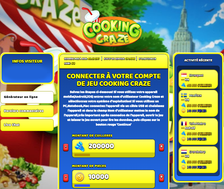 Cooking Craze triche, Cooking Craze triche en ligne, Cooking Craze triche android, Cooking Craze triche Cuilleres et Pieces gratuit, Cooking Craze triche illimite Cuilleres et Pieces, Cooking Craze triche ios, Cooking Craze triche ipad, Cooking Craze triche iphone, Cooking Craze gratuit Cuilleres et Pieces, Cooking Craze triche samsung galaxy, Cooking Craze triche telecharger, Cooking Craze tricher, Cooking Craze tricheu, Cooking Craze tricheur, triche Cooking Craze, code de triche Cooking Craze, Cooking Craze astuce, Cooking Craze astuce en ligne, Cooking Craze astuce android, Cooking Craze astuce gratuit, Cooking Craze astuce ios, Cooking Craze astuce iphone, Cooking Craze astuce telecharger, Cooking Craze astuces, Cooking Craze astuces gratuit, Cooking Craze astuces android, Cooking Craze astuces ios,, Cooking Craze astuces telecharger, Cooking Craze astuce Cuilleres et Pieces, Cooking Craze cheat, Cooking Craze cheats, Cooking Craze cheat Cuilleres et Pieces, Cooking Craze cheat gratuit, Cooking Craze cheat iphone, Cooking Craze cheat telecharger, Cooking Craze hack online, Cooking Craze hack generator, Cooking Craze hack android, Cooking Craze hack Cuilleres et Pieces, Cooking Craze illimité Cuilleres et Pieces, Cooking Craze mod apk, Cooking Craze mod apk Cuilleres et Pieces, Cooking Craze mod apk android, Cooking Craze outil, Cooking Craze outil de piratage, Cooking Craze pirater, Cooking Craze pirater en ligne, Cooking Craze pirater android, Cooking Craze pirater Cuilleres et Pieces, Cooking Craze pirater gratuit, Cooking Craze pirater ios, Cooking Craze pirater iphone, Cooking Craze pirater illimite Cuilleres et Pieces, Cooking Craze triche jeu, Cooking Craze astuce triche en ligne, comment tricheur sur Cooking Craze, Cuilleres et Pieces gratuit dans Cooking Craze, Cooking Craze illimite Cuilleres et Pieces, Cooking Craze hacken, Cooking Craze beschummeln, Cooking Craze betrügen, Cooking Craze betrügen Cuilleres et Pieces, Cooking Craze unbegrenzt Cuilleres et Pieces, Cooking Craze Cuilleres et Pieces frei, Cooking Craze hacken Cuilleres et Pieces, Cooking Craze Cuilleres et Pieces gratuito, Cooking Craze mod Cuilleres et Pieces, Cooking Craze trucchi, Cooking Craze engañar
