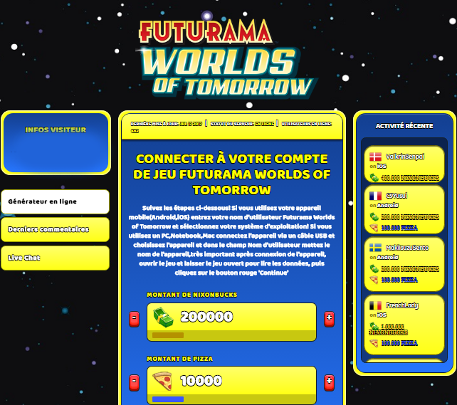 Futurama Worlds of Tomorrow triche, Futurama Worlds of Tomorrow triche en ligne, Futurama Worlds of Tomorrow triche android, Futurama Worlds of Tomorrow triche Nixonbucks et Pizza gratuit, Futurama Worlds of Tomorrow triche illimite Nixonbucks et Pizza, Futurama Worlds of Tomorrow triche ios, Futurama Worlds of Tomorrow triche ipad, Futurama Worlds of Tomorrow triche iphone, Futurama Worlds of Tomorrow gratuit Nixonbucks et Pizza, Futurama Worlds of Tomorrow triche samsung galaxy, Futurama Worlds of Tomorrow triche telecharger, Futurama Worlds of Tomorrow tricher, Futurama Worlds of Tomorrow tricheu, Futurama Worlds of Tomorrow tricheur, triche Futurama Worlds of Tomorrow, code de triche Futurama Worlds of Tomorrow, Futurama Worlds of Tomorrow astuce, Futurama Worlds of Tomorrow astuce en ligne, Futurama Worlds of Tomorrow astuce android, Futurama Worlds of Tomorrow astuce gratuit, Futurama Worlds of Tomorrow astuce ios, Futurama Worlds of Tomorrow astuce iphone, Futurama Worlds of Tomorrow astuce telecharger, Futurama Worlds of Tomorrow astuces, Futurama Worlds of Tomorrow astuces gratuit, Futurama Worlds of Tomorrow astuces android, Futurama Worlds of Tomorrow astuces ios,, Futurama Worlds of Tomorrow astuces telecharger, Futurama Worlds of Tomorrow astuce Nixonbucks et Pizza, Futurama Worlds of Tomorrow cheat, Futurama Worlds of Tomorrow cheats, Futurama Worlds of Tomorrow cheat Nixonbucks et Pizza, Futurama Worlds of Tomorrow cheat gratuit, Futurama Worlds of Tomorrow cheat iphone, Futurama Worlds of Tomorrow cheat telecharger, Futurama Worlds of Tomorrow hack online, Futurama Worlds of Tomorrow hack generator, Futurama Worlds of Tomorrow hack android, Futurama Worlds of Tomorrow hack Nixonbucks et Pizza, Futurama Worlds of Tomorrow illimité Nixonbucks et Pizza, Futurama Worlds of Tomorrow mod apk, Futurama Worlds of Tomorrow mod apk Nixonbucks et Pizza, Futurama Worlds of Tomorrow mod apk android, Futurama Worlds of Tomorrow outil, Futurama Worlds of Tomorrow outil de piratage, Futurama Worlds of Tomorrow pirater, Futurama Worlds of Tomorrow pirater en ligne, Futurama Worlds of Tomorrow pirater android, Futurama Worlds of Tomorrow pirater Nixonbucks et Pizza, Futurama Worlds of Tomorrow pirater gratuit, Futurama Worlds of Tomorrow pirater ios, Futurama Worlds of Tomorrow pirater iphone, Futurama Worlds of Tomorrow pirater illimite Nixonbucks et Pizza, Futurama Worlds of Tomorrow triche jeu, Futurama Worlds of Tomorrow astuce triche en ligne, comment tricheur sur Futurama Worlds of Tomorrow, Nixonbucks et Pizza gratuit dans Futurama Worlds of Tomorrow, Futurama Worlds of Tomorrow illimite Nixonbucks et Pizza, Futurama Worlds of Tomorrow hacken, Futurama Worlds of Tomorrow beschummeln, Futurama Worlds of Tomorrow betrügen, Futurama Worlds of Tomorrow betrügen Nixonbucks et Pizza, Futurama Worlds of Tomorrow unbegrenzt Nixonbucks et Pizza, Futurama Worlds of Tomorrow Nixonbucks et Pizza frei, Futurama Worlds of Tomorrow hacken Nixonbucks et Pizza, Futurama Worlds of Tomorrow Nixonbucks et Pizza gratuito, Futurama Worlds of Tomorrow mod Nixonbucks et Pizza, Futurama Worlds of Tomorrow trucchi, Futurama Worlds of Tomorrow engañar