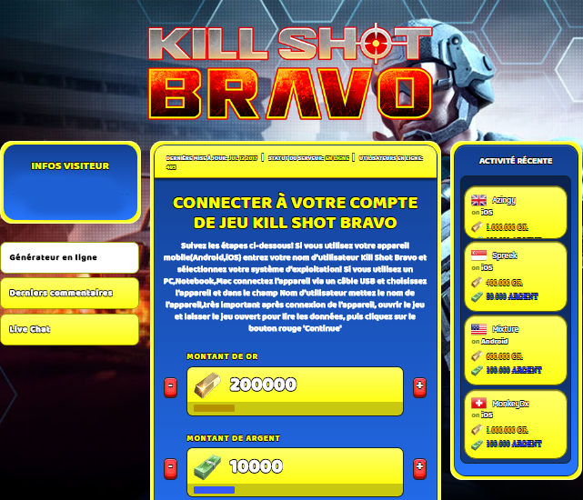 Kill Shot Bravo triche, Kill Shot Bravo triche en ligne, Kill Shot Bravo triche android, Kill Shot Bravo triche Or et Argent gratuit, Kill Shot Bravo triche illimite Or et Argent, Kill Shot Bravo triche ios, Kill Shot Bravo triche ipad, Kill Shot Bravo triche iphone, Kill Shot Bravo gratuit Or et Argent, Kill Shot Bravo triche samsung galaxy, Kill Shot Bravo triche telecharger, Kill Shot Bravo tricher, Kill Shot Bravo tricheu, Kill Shot Bravo tricheur, triche Kill Shot Bravo, code de triche Kill Shot Bravo, Kill Shot Bravo astuce, Kill Shot Bravo astuce en ligne, Kill Shot Bravo astuce android, Kill Shot Bravo astuce gratuit, Kill Shot Bravo astuce ios, Kill Shot Bravo astuce iphone, Kill Shot Bravo astuce telecharger, Kill Shot Bravo astuces, Kill Shot Bravo astuces gratuit, Kill Shot Bravo astuces android, Kill Shot Bravo astuces ios,, Kill Shot Bravo astuces telecharger, Kill Shot Bravo astuce Or et Argent, Kill Shot Bravo cheat, Kill Shot Bravo cheats, Kill Shot Bravo cheat Or et Argent, Kill Shot Bravo cheat gratuit, Kill Shot Bravo cheat iphone, Kill Shot Bravo cheat telecharger, Kill Shot Bravo hack online, Kill Shot Bravo hack generator, Kill Shot Bravo hack android, Kill Shot Bravo hack Or et Argent, Kill Shot Bravo illimité Or et Argent, Kill Shot Bravo mod apk, Kill Shot Bravo mod apk Or et Argent, Kill Shot Bravo mod apk android, Kill Shot Bravo outil, Kill Shot Bravo outil de piratage, Kill Shot Bravo pirater, Kill Shot Bravo pirater en ligne, Kill Shot Bravo pirater android, Kill Shot Bravo pirater Or et Argent, Kill Shot Bravo pirater gratuit, Kill Shot Bravo pirater ios, Kill Shot Bravo pirater iphone, Kill Shot Bravo pirater illimite Or et Argent, Kill Shot Bravo triche jeu, Kill Shot Bravo astuce triche en ligne, comment tricheur sur Kill Shot Bravo, Or et Argent gratuit dans Kill Shot Bravo, Kill Shot Bravo illimite Or et Argent, Kill Shot Bravo hacken, Kill Shot Bravo beschummeln, Kill Shot Bravo betrügen, Kill Shot Bravo betrügen Or et Argent, Kill Shot Bravo unbegrenzt Or et Argent, Kill Shot Bravo Or et Argent frei, Kill Shot Bravo hacken Or et Argent, Kill Shot Bravo Or et Argent gratuito, Kill Shot Bravo mod Or et Argent, Kill Shot Bravo trucchi, Kill Shot Bravo engañar