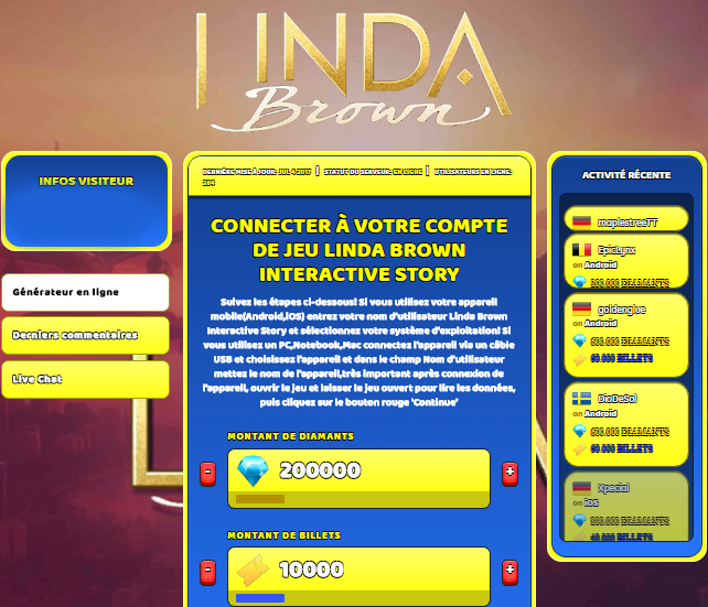 Linda Brown Interactive Story triche, Linda Brown Interactive Story triche en ligne, Linda Brown Interactive Story triche android, Linda Brown Interactive Story triche Diamants et Billets gratuit, Linda Brown Interactive Story triche illimite Diamants et Billets, Linda Brown Interactive Story triche ios, Linda Brown Interactive Story triche ipad, Linda Brown Interactive Story triche iphone, Linda Brown Interactive Story gratuit Diamants et Billets, Linda Brown Interactive Story triche samsung galaxy, Linda Brown Interactive Story triche telecharger, Linda Brown Interactive Story tricher, Linda Brown Interactive Story tricheu, Linda Brown Interactive Story tricheur, triche Linda Brown Interactive Story, code de triche Linda Brown Interactive Story, Linda Brown Interactive Story astuce, Linda Brown Interactive Story astuce en ligne, Linda Brown Interactive Story astuce android, Linda Brown Interactive Story astuce gratuit, Linda Brown Interactive Story astuce ios, Linda Brown Interactive Story astuce iphone, Linda Brown Interactive Story astuce telecharger, Linda Brown Interactive Story astuces, Linda Brown Interactive Story astuces gratuit, Linda Brown Interactive Story astuces android, Linda Brown Interactive Story astuces ios,, Linda Brown Interactive Story astuces telecharger, Linda Brown Interactive Story astuce Diamants et Billets, Linda Brown Interactive Story cheat, Linda Brown Interactive Story cheats, Linda Brown Interactive Story cheat Diamants et Billets, Linda Brown Interactive Story cheat gratuit, Linda Brown Interactive Story cheat iphone, Linda Brown Interactive Story cheat telecharger, Linda Brown Interactive Story hack online, Linda Brown Interactive Story hack generator, Linda Brown Interactive Story hack android, Linda Brown Interactive Story hack Diamants et Billets, Linda Brown Interactive Story illimité Diamants et Billets, Linda Brown Interactive Story mod apk, Linda Brown Interactive Story mod apk Diamants et Billets, Linda Brown Interactive Story mod apk android, Linda Brown Interactive Story outil, Linda Brown Interactive Story outil de piratage, Linda Brown Interactive Story pirater, Linda Brown Interactive Story pirater en ligne, Linda Brown Interactive Story pirater android, Linda Brown Interactive Story pirater Diamants et Billets, Linda Brown Interactive Story pirater gratuit, Linda Brown Interactive Story pirater ios, Linda Brown Interactive Story pirater iphone, Linda Brown Interactive Story pirater illimite Diamants et Billets, Linda Brown Interactive Story triche jeu, Linda Brown Interactive Story astuce triche en ligne, comment tricheur sur Linda Brown Interactive Story, Diamants et Billets gratuit dans Linda Brown Interactive Story, Linda Brown Interactive Story illimite Diamants et Billets, Linda Brown Interactive Story hacken, Linda Brown Interactive Story beschummeln, Linda Brown Interactive Story betrügen, Linda Brown Interactive Story betrügen Diamants et Billets, Linda Brown Interactive Story unbegrenzt Diamants et Billets, Linda Brown Interactive Story Diamants et Billets frei, Linda Brown Interactive Story hacken Diamants et Billets, Linda Brown Interactive Story Diamants et Billets gratuito, Linda Brown Interactive Story mod Diamants et Billets, Linda Brown Interactive Story trucchi, Linda Brown Interactive Story engañar