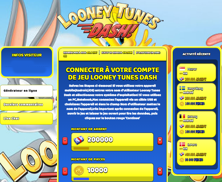 Looney Tunes Dash triche, Looney Tunes Dash triche en ligne, Looney Tunes Dash triche android, Looney Tunes Dash triche Argent et Pieces gratuit, Looney Tunes Dash triche illimite Argent et Pieces, Looney Tunes Dash triche ios, Looney Tunes Dash triche ipad, Looney Tunes Dash triche iphone, Looney Tunes Dash gratuit Argent et Pieces, Looney Tunes Dash triche samsung galaxy, Looney Tunes Dash triche telecharger, Looney Tunes Dash tricher, Looney Tunes Dash tricheu, Looney Tunes Dash tricheur, triche Looney Tunes Dash, code de triche Looney Tunes Dash, Looney Tunes Dash astuce, Looney Tunes Dash astuce en ligne, Looney Tunes Dash astuce android, Looney Tunes Dash astuce gratuit, Looney Tunes Dash astuce ios, Looney Tunes Dash astuce iphone, Looney Tunes Dash astuce telecharger, Looney Tunes Dash astuces, Looney Tunes Dash astuces gratuit, Looney Tunes Dash astuces android, Looney Tunes Dash astuces ios,, Looney Tunes Dash astuces telecharger, Looney Tunes Dash astuce Argent et Pieces, Looney Tunes Dash cheat, Looney Tunes Dash cheats, Looney Tunes Dash cheat Argent et Pieces, Looney Tunes Dash cheat gratuit, Looney Tunes Dash cheat iphone, Looney Tunes Dash cheat telecharger, Looney Tunes Dash hack online, Looney Tunes Dash hack generator, Looney Tunes Dash hack android, Looney Tunes Dash hack Argent et Pieces, Looney Tunes Dash illimité Argent et Pieces, Looney Tunes Dash mod apk, Looney Tunes Dash mod apk Argent et Pieces, Looney Tunes Dash mod apk android, Looney Tunes Dash outil, Looney Tunes Dash outil de piratage, Looney Tunes Dash pirater, Looney Tunes Dash pirater en ligne, Looney Tunes Dash pirater android, Looney Tunes Dash pirater Argent et Pieces, Looney Tunes Dash pirater gratuit, Looney Tunes Dash pirater ios, Looney Tunes Dash pirater iphone, Looney Tunes Dash pirater illimite Argent et Pieces, Looney Tunes Dash triche jeu, Looney Tunes Dash astuce triche en ligne, comment tricheur sur Looney Tunes Dash, Argent et Pieces gratuit dans Looney Tunes Dash, Looney Tunes Dash illimite Argent et Pieces, Looney Tunes Dash hacken, Looney Tunes Dash beschummeln, Looney Tunes Dash betrügen, Looney Tunes Dash betrügen Argent et Pieces, Looney Tunes Dash unbegrenzt Argent et Pieces, Looney Tunes Dash Argent et Pieces frei, Looney Tunes Dash hacken Argent et Pieces, Looney Tunes Dash Argent et Pieces gratuito, Looney Tunes Dash mod Argent et Pieces, Looney Tunes Dash trucchi, Looney Tunes Dash engañar