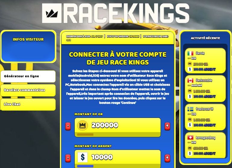 Race Kings triche, Race Kings triche en ligne, Race Kings triche android, Race Kings triche Or et Argent gratuit, Race Kings triche illimite Or et Argent, Race Kings triche ios, Race Kings triche ipad, Race Kings triche iphone, Race Kings gratuit Or et Argent, Race Kings triche samsung galaxy, Race Kings triche telecharger, Race Kings tricher, Race Kings tricheu, Race Kings tricheur, triche Race Kings, code de triche Race Kings, Race Kings astuce, Race Kings astuce en ligne, Race Kings astuce android, Race Kings astuce gratuit, Race Kings astuce ios, Race Kings astuce iphone, Race Kings astuce telecharger, Race Kings astuces, Race Kings astuces gratuit, Race Kings astuces android, Race Kings astuces ios,, Race Kings astuces telecharger, Race Kings astuce Or et Argent, Race Kings cheat, Race Kings cheats, Race Kings cheat Or et Argent, Race Kings cheat gratuit, Race Kings cheat iphone, Race Kings cheat telecharger, Race Kings hack online, Race Kings hack generator, Race Kings hack android, Race Kings hack Or et Argent, Race Kings illimité Or et Argent, Race Kings mod apk, Race Kings mod apk Or et Argent, Race Kings mod apk android, Race Kings outil, Race Kings outil de piratage, Race Kings pirater, Race Kings pirater en ligne, Race Kings pirater android, Race Kings pirater Or et Argent, Race Kings pirater gratuit, Race Kings pirater ios, Race Kings pirater iphone, Race Kings pirater illimite Or et Argent, Race Kings triche jeu, Race Kings astuce triche en ligne, comment tricheur sur Race Kings, Or et Argent gratuit dans Race Kings, Race Kings illimite Or et Argent, Race Kings hacken, Race Kings beschummeln, Race Kings betrügen, Race Kings betrügen Or et Argent, Race Kings unbegrenzt Or et Argent, Race Kings Or et Argent frei, Race Kings hacken Or et Argent, Race Kings Or et Argent gratuito, Race Kings mod Or et Argent, Race Kings trucchi, Race Kings engañar