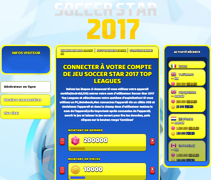 Soccer Star 2017 Top Leagues triche, Soccer Star 2017 Top Leagues triche en ligne, Soccer Star 2017 Top Leagues triche android, Soccer Star 2017 Top Leagues triche Gemmes et Pieces gratuit, Soccer Star 2017 Top Leagues triche illimite Gemmes et Pieces, Soccer Star 2017 Top Leagues triche ios, Soccer Star 2017 Top Leagues triche ipad, Soccer Star 2017 Top Leagues triche iphone, Soccer Star 2017 Top Leagues gratuit Gemmes et Pieces, Soccer Star 2017 Top Leagues triche samsung galaxy, Soccer Star 2017 Top Leagues triche telecharger, Soccer Star 2017 Top Leagues tricher, Soccer Star 2017 Top Leagues tricheu, Soccer Star 2017 Top Leagues tricheur, triche Soccer Star 2017 Top Leagues, code de triche Soccer Star 2017 Top Leagues, Soccer Star 2017 Top Leagues astuce, Soccer Star 2017 Top Leagues astuce en ligne, Soccer Star 2017 Top Leagues astuce android, Soccer Star 2017 Top Leagues astuce gratuit, Soccer Star 2017 Top Leagues astuce ios, Soccer Star 2017 Top Leagues astuce iphone, Soccer Star 2017 Top Leagues astuce telecharger, Soccer Star 2017 Top Leagues astuces, Soccer Star 2017 Top Leagues astuces gratuit, Soccer Star 2017 Top Leagues astuces android, Soccer Star 2017 Top Leagues astuces ios,, Soccer Star 2017 Top Leagues astuces telecharger, Soccer Star 2017 Top Leagues astuce Gemmes et Pieces, Soccer Star 2017 Top Leagues cheat, Soccer Star 2017 Top Leagues cheats, Soccer Star 2017 Top Leagues cheat Gemmes et Pieces, Soccer Star 2017 Top Leagues cheat gratuit, Soccer Star 2017 Top Leagues cheat iphone, Soccer Star 2017 Top Leagues cheat telecharger, Soccer Star 2017 Top Leagues hack online, Soccer Star 2017 Top Leagues hack generator, Soccer Star 2017 Top Leagues hack android, Soccer Star 2017 Top Leagues hack Gemmes et Pieces, Soccer Star 2017 Top Leagues illimité Gemmes et Pieces, Soccer Star 2017 Top Leagues mod apk, Soccer Star 2017 Top Leagues mod apk Gemmes et Pieces, Soccer Star 2017 Top Leagues mod apk android, Soccer Star 2017 Top Leagues outil, Soccer Star 2017 Top Leagues outil de piratage, Soccer Star 2017 Top Leagues pirater, Soccer Star 2017 Top Leagues pirater en ligne, Soccer Star 2017 Top Leagues pirater android, Soccer Star 2017 Top Leagues pirater Gemmes et Pieces, Soccer Star 2017 Top Leagues pirater gratuit, Soccer Star 2017 Top Leagues pirater ios, Soccer Star 2017 Top Leagues pirater iphone, Soccer Star 2017 Top Leagues pirater illimite Gemmes et Pieces, Soccer Star 2017 Top Leagues triche jeu, Soccer Star 2017 Top Leagues astuce triche en ligne, comment tricheur sur Soccer Star 2017 Top Leagues, Gemmes et Pieces gratuit dans Soccer Star 2017 Top Leagues, Soccer Star 2017 Top Leagues illimite Gemmes et Pieces, Soccer Star 2017 Top Leagues hacken, Soccer Star 2017 Top Leagues beschummeln, Soccer Star 2017 Top Leagues betrügen, Soccer Star 2017 Top Leagues betrügen Gemmes et Pieces, Soccer Star 2017 Top Leagues unbegrenzt Gemmes et Pieces, Soccer Star 2017 Top Leagues Gemmes et Pieces frei, Soccer Star 2017 Top Leagues hacken Gemmes et Pieces, Soccer Star 2017 Top Leagues Gemmes et Pieces gratuito, Soccer Star 2017 Top Leagues mod Gemmes et Pieces, Soccer Star 2017 Top Leagues trucchi, Soccer Star 2017 Top Leagues engañar