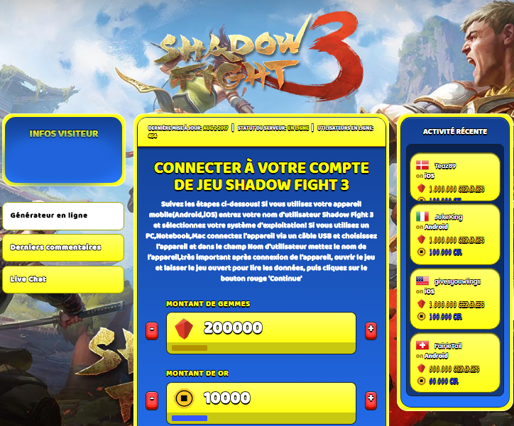 Shadow Fight 3 triche, Shadow Fight 3 triche en ligne, Shadow Fight 3 triche android, Shadow Fight 3 triche Gemmes et Or gratuit, Shadow Fight 3 triche illimite Gemmes et Or, Shadow Fight 3 triche ios, Shadow Fight 3 triche ipad, Shadow Fight 3 triche iphone, Shadow Fight 3 gratuit Gemmes et Or, Shadow Fight 3 triche samsung galaxy, Shadow Fight 3 triche telecharger, Shadow Fight 3 tricher, Shadow Fight 3 tricheu, Shadow Fight 3 tricheur, triche Shadow Fight 3, code de triche Shadow Fight 3, Shadow Fight 3 astuce, Shadow Fight 3 astuce en ligne, Shadow Fight 3 astuce android, Shadow Fight 3 astuce gratuit, Shadow Fight 3 astuce ios, Shadow Fight 3 astuce iphone, Shadow Fight 3 astuce telecharger, Shadow Fight 3 astuces, Shadow Fight 3 astuces gratuit, Shadow Fight 3 astuces android, Shadow Fight 3 astuces ios,, Shadow Fight 3 astuces telecharger, Shadow Fight 3 astuce Gemmes et Or, Shadow Fight 3 cheat, Shadow Fight 3 cheats, Shadow Fight 3 cheat Gemmes et Or, Shadow Fight 3 cheat gratuit, Shadow Fight 3 cheat iphone, Shadow Fight 3 cheat telecharger, Shadow Fight 3 hack online, Shadow Fight 3 hack generator, Shadow Fight 3 hack android, Shadow Fight 3 hack Gemmes et Or, Shadow Fight 3 illimité Gemmes et Or, Shadow Fight 3 mod apk, Shadow Fight 3 mod apk Gemmes et Or, Shadow Fight 3 mod apk android, Shadow Fight 3 outil, Shadow Fight 3 outil de piratage, Shadow Fight 3 pirater, Shadow Fight 3 pirater en ligne, Shadow Fight 3 pirater android, Shadow Fight 3 pirater Gemmes et Or, Shadow Fight 3 pirater gratuit, Shadow Fight 3 pirater ios, Shadow Fight 3 pirater iphone, Shadow Fight 3 pirater illimite Gemmes et Or, Shadow Fight 3 triche jeu, Shadow Fight 3 astuce triche en ligne, comment tricheur sur Shadow Fight 3, Gemmes et Or gratuit dans Shadow Fight 3, Shadow Fight 3 illimite Gemmes et Or, Shadow Fight 3 hacken, Shadow Fight 3 beschummeln, Shadow Fight 3 betrügen, Shadow Fight 3 betrügen Gemmes et Or, Shadow Fight 3 unbegrenzt Gemmes et Or, Shadow Fight 3 Gemmes et Or frei, Shadow Fight 3 hacken Gemmes et Or, Shadow Fight 3 Gemmes et Or gratuito, Shadow Fight 3 mod Gemmes et Or, Shadow Fight 3 trucchi, Shadow Fight 3 engañar