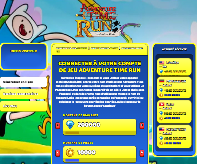 Adventure Time Run triche, Adventure Time Run triche en ligne, Adventure Time Run triche android, Adventure Time Run triche Diamants et Pieces gratuit, Adventure Time Run triche illimite Diamants et Pieces, Adventure Time Run triche ios, Adventure Time Run triche ipad, Adventure Time Run triche iphone, Adventure Time Run gratuit Diamants et Pieces, Adventure Time Run triche samsung galaxy, Adventure Time Run triche telecharger, Adventure Time Run tricher, Adventure Time Run tricheu, Adventure Time Run tricheur, triche Adventure Time Run, code de triche Adventure Time Run, Adventure Time Run astuce, Adventure Time Run astuce en ligne, Adventure Time Run astuce android, Adventure Time Run astuce gratuit, Adventure Time Run astuce ios, Adventure Time Run astuce iphone, Adventure Time Run astuce telecharger, Adventure Time Run astuces, Adventure Time Run astuces gratuit, Adventure Time Run astuces android, Adventure Time Run astuces ios,, Adventure Time Run astuces telecharger, Adventure Time Run astuce Diamants et Pieces, Adventure Time Run cheat, Adventure Time Run cheats, Adventure Time Run cheat Diamants et Pieces, Adventure Time Run cheat gratuit, Adventure Time Run cheat iphone, Adventure Time Run cheat telecharger, Adventure Time Run hack online, Adventure Time Run hack generator, Adventure Time Run hack android, Adventure Time Run hack Diamants et Pieces, Adventure Time Run illimité Diamants et Pieces, Adventure Time Run mod apk, Adventure Time Run mod apk Diamants et Pieces, Adventure Time Run mod apk android, Adventure Time Run outil, Adventure Time Run outil de piratage, Adventure Time Run pirater, Adventure Time Run pirater en ligne, Adventure Time Run pirater android, Adventure Time Run pirater Diamants et Pieces, Adventure Time Run pirater gratuit, Adventure Time Run pirater ios, Adventure Time Run pirater iphone, Adventure Time Run pirater illimite Diamants et Pieces, Adventure Time Run triche jeu, Adventure Time Run astuce triche en ligne, comment tricheur sur Adventure Time Run, Diamants et Pieces gratuit dans Adventure Time Run, Adventure Time Run illimite Diamants et Pieces, Adventure Time Run hacken, Adventure Time Run beschummeln, Adventure Time Run betrügen, Adventure Time Run betrügen Diamants et Pieces, Adventure Time Run unbegrenzt Diamants et Pieces, Adventure Time Run Diamants et Pieces frei, Adventure Time Run hacken Diamants et Pieces, Adventure Time Run Diamants et Pieces gratuito, Adventure Time Run mod Diamants et Pieces, Adventure Time Run trucchi, Adventure Time Run engañar