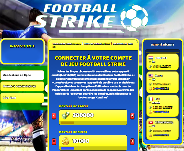 Football Strike triche, Football Strike triche en ligne, Football Strike triche android, Football Strike triche Argent et Pieces gratuit, Football Strike triche illimite Argent et Pieces, Football Strike triche ios, Football Strike triche ipad, Football Strike triche iphone, Football Strike gratuit Argent et Pieces, Football Strike triche samsung galaxy, Football Strike triche telecharger, Football Strike tricher, Football Strike tricheu, Football Strike tricheur, triche Football Strike, code de triche Football Strike, Football Strike astuce, Football Strike astuce en ligne, Football Strike astuce android, Football Strike astuce gratuit, Football Strike astuce ios, Football Strike astuce iphone, Football Strike astuce telecharger, Football Strike astuces, Football Strike astuces gratuit, Football Strike astuces android, Football Strike astuces ios,, Football Strike astuces telecharger, Football Strike astuce Argent et Pieces, Football Strike cheat, Football Strike cheats, Football Strike cheat Argent et Pieces, Football Strike cheat gratuit, Football Strike cheat iphone, Football Strike cheat telecharger, Football Strike hack online, Football Strike hack generator, Football Strike hack android, Football Strike hack Argent et Pieces, Football Strike illimité Argent et Pieces, Football Strike mod apk, Football Strike mod apk Argent et Pieces, Football Strike mod apk android, Football Strike outil, Football Strike outil de piratage, Football Strike pirater, Football Strike pirater en ligne, Football Strike pirater android, Football Strike pirater Argent et Pieces, Football Strike pirater gratuit, Football Strike pirater ios, Football Strike pirater iphone, Football Strike pirater illimite Argent et Pieces, Football Strike triche jeu, Football Strike astuce triche en ligne, comment tricheur sur Football Strike, Argent et Pieces gratuit dans Football Strike, Football Strike illimite Argent et Pieces, Football Strike hacken, Football Strike beschummeln, Football Strike betrügen, Football Strike betrügen Argent et Pieces, Football Strike unbegrenzt Argent et Pieces, Football Strike Argent et Pieces frei, Football Strike hacken Argent et Pieces, Football Strike Argent et Pieces gratuito, Football Strike mod Argent et Pieces, Football Strike trucchi, Football Strike engañar