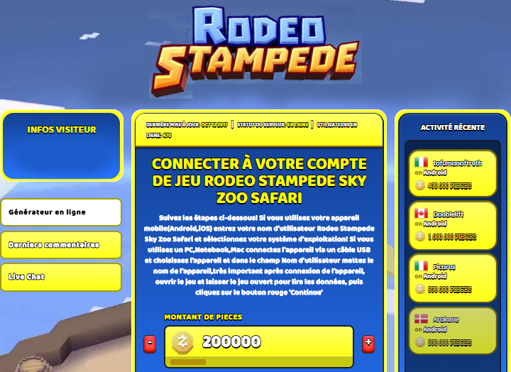 Rodeo Stampede Sky Zoo Safari triche, Rodeo Stampede Sky Zoo Safari triche en ligne, Rodeo Stampede Sky Zoo Safari triche android, Rodeo Stampede Sky Zoo Safari triche Pieces gratuit, Rodeo Stampede Sky Zoo Safari triche illimite Pieces, Rodeo Stampede Sky Zoo Safari triche ios, Rodeo Stampede Sky Zoo Safari triche ipad, Rodeo Stampede Sky Zoo Safari triche iphone, Rodeo Stampede Sky Zoo Safari gratuit Pieces, Rodeo Stampede Sky Zoo Safari triche samsung galaxy, Rodeo Stampede Sky Zoo Safari triche telecharger, Rodeo Stampede Sky Zoo Safari tricher, Rodeo Stampede Sky Zoo Safari tricheu, Rodeo Stampede Sky Zoo Safari tricheur, triche Rodeo Stampede Sky Zoo Safari, code de triche Rodeo Stampede Sky Zoo Safari, Rodeo Stampede Sky Zoo Safari astuce, Rodeo Stampede Sky Zoo Safari astuce en ligne, Rodeo Stampede Sky Zoo Safari astuce android, Rodeo Stampede Sky Zoo Safari astuce gratuit, Rodeo Stampede Sky Zoo Safari astuce ios, Rodeo Stampede Sky Zoo Safari astuce iphone, Rodeo Stampede Sky Zoo Safari astuce telecharger, Rodeo Stampede Sky Zoo Safari astuces, Rodeo Stampede Sky Zoo Safari astuces gratuit, Rodeo Stampede Sky Zoo Safari astuces android, Rodeo Stampede Sky Zoo Safari astuces ios,, Rodeo Stampede Sky Zoo Safari astuces telecharger, Rodeo Stampede Sky Zoo Safari astuce Pieces, Rodeo Stampede Sky Zoo Safari cheat, Rodeo Stampede Sky Zoo Safari cheats, Rodeo Stampede Sky Zoo Safari cheat Pieces, Rodeo Stampede Sky Zoo Safari cheat gratuit, Rodeo Stampede Sky Zoo Safari cheat iphone, Rodeo Stampede Sky Zoo Safari cheat telecharger, Rodeo Stampede Sky Zoo Safari hack online, Rodeo Stampede Sky Zoo Safari hack generator, Rodeo Stampede Sky Zoo Safari hack android, Rodeo Stampede Sky Zoo Safari hack Pieces, Rodeo Stampede Sky Zoo Safari illimité Pieces, Rodeo Stampede Sky Zoo Safari mod apk, Rodeo Stampede Sky Zoo Safari mod apk Pieces, Rodeo Stampede Sky Zoo Safari mod apk android, Rodeo Stampede Sky Zoo Safari outil, Rodeo Stampede Sky Zoo Safari outil de piratage, Rodeo Stampede Sky Zoo Safari pirater, Rodeo Stampede Sky Zoo Safari pirater en ligne, Rodeo Stampede Sky Zoo Safari pirater android, Rodeo Stampede Sky Zoo Safari pirater Pieces, Rodeo Stampede Sky Zoo Safari pirater gratuit, Rodeo Stampede Sky Zoo Safari pirater ios, Rodeo Stampede Sky Zoo Safari pirater iphone, Rodeo Stampede Sky Zoo Safari pirater illimite Pieces, Rodeo Stampede Sky Zoo Safari triche jeu, Rodeo Stampede Sky Zoo Safari astuce triche en ligne, comment tricheur sur Rodeo Stampede Sky Zoo Safari, Pieces gratuit dans Rodeo Stampede Sky Zoo Safari, Rodeo Stampede Sky Zoo Safari illimite Pieces, Rodeo Stampede Sky Zoo Safari hacken, Rodeo Stampede Sky Zoo Safari beschummeln, Rodeo Stampede Sky Zoo Safari betrügen, Rodeo Stampede Sky Zoo Safari betrügen Pieces, Rodeo Stampede Sky Zoo Safari unbegrenzt Pieces, Rodeo Stampede Sky Zoo Safari Pieces frei, Rodeo Stampede Sky Zoo Safari hacken Pieces, Rodeo Stampede Sky Zoo Safari Pieces gratuito, Rodeo Stampede Sky Zoo Safari mod Pieces, Rodeo Stampede Sky Zoo Safari trucchi, Rodeo Stampede Sky Zoo Safari engañar