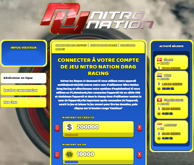 Nitro Nation Drag Racing triche, Nitro Nation Drag Racing triche en ligne, Nitro Nation Drag Racing triche android, Nitro Nation Drag Racing triche Credits et Or gratuit, Nitro Nation Drag Racing triche illimite Credits et Or, Nitro Nation Drag Racing triche ios, Nitro Nation Drag Racing triche ipad, Nitro Nation Drag Racing triche iphone, Nitro Nation Drag Racing gratuit Credits et Or, Nitro Nation Drag Racing triche samsung galaxy, Nitro Nation Drag Racing triche telecharger, Nitro Nation Drag Racing tricher, Nitro Nation Drag Racing tricheu, Nitro Nation Drag Racing tricheur, triche Nitro Nation Drag Racing, code de triche Nitro Nation Drag Racing, Nitro Nation Drag Racing astuce, Nitro Nation Drag Racing astuce en ligne, Nitro Nation Drag Racing astuce android, Nitro Nation Drag Racing astuce gratuit, Nitro Nation Drag Racing astuce ios, Nitro Nation Drag Racing astuce iphone, Nitro Nation Drag Racing astuce telecharger, Nitro Nation Drag Racing astuces, Nitro Nation Drag Racing astuces gratuit, Nitro Nation Drag Racing astuces android, Nitro Nation Drag Racing astuces ios,, Nitro Nation Drag Racing astuces telecharger, Nitro Nation Drag Racing astuce Credits et Or, Nitro Nation Drag Racing cheat, Nitro Nation Drag Racing cheats, Nitro Nation Drag Racing cheat Credits et Or, Nitro Nation Drag Racing cheat gratuit, Nitro Nation Drag Racing cheat iphone, Nitro Nation Drag Racing cheat telecharger, Nitro Nation Drag Racing hack online, Nitro Nation Drag Racing hack generator, Nitro Nation Drag Racing hack android, Nitro Nation Drag Racing hack Credits et Or, Nitro Nation Drag Racing illimité Credits et Or, Nitro Nation Drag Racing mod apk, Nitro Nation Drag Racing mod apk Credits et Or, Nitro Nation Drag Racing mod apk android, Nitro Nation Drag Racing outil, Nitro Nation Drag Racing outil de piratage, Nitro Nation Drag Racing pirater, Nitro Nation Drag Racing pirater en ligne, Nitro Nation Drag Racing pirater android, Nitro Nation Drag Racing pirater Credits et Or, Nitro Nation Drag Racing pirater gratuit, Nitro Nation Drag Racing pirater ios, Nitro Nation Drag Racing pirater iphone, Nitro Nation Drag Racing pirater illimite Credits et Or, Nitro Nation Drag Racing triche jeu, Nitro Nation Drag Racing astuce triche en ligne, comment tricheur sur Nitro Nation Drag Racing, Credits et Or gratuit dans Nitro Nation Drag Racing, Nitro Nation Drag Racing illimite Credits et Or, Nitro Nation Drag Racing hacken, Nitro Nation Drag Racing beschummeln, Nitro Nation Drag Racing betrügen, Nitro Nation Drag Racing betrügen Credits et Or, Nitro Nation Drag Racing unbegrenzt Credits et Or, Nitro Nation Drag Racing Credits et Or frei, Nitro Nation Drag Racing hacken Credits et Or, Nitro Nation Drag Racing Credits et Or gratuito, Nitro Nation Drag Racing mod Credits et Or, Nitro Nation Drag Racing trucchi, Nitro Nation Drag Racing engañar