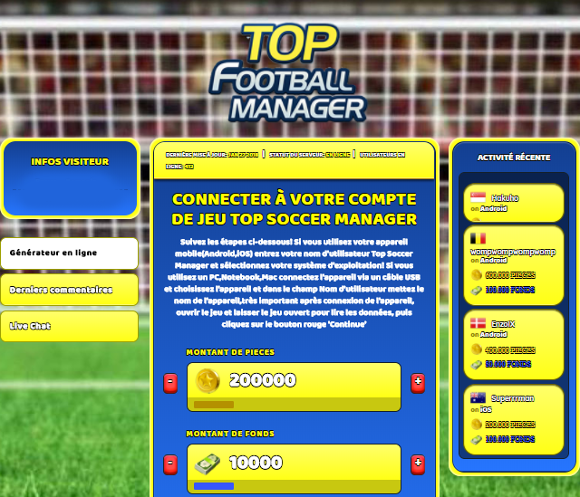Top Soccer Manager triche, Top Soccer Manager triche en ligne, Top Soccer Manager triche android, Top Soccer Manager triche Pieces et Fonds gratuit, Top Soccer Manager triche illimite Pieces et Fonds, Top Soccer Manager triche ios, Top Soccer Manager triche ipad, Top Soccer Manager triche iphone, Top Soccer Manager gratuit Pieces et Fonds, Top Soccer Manager triche samsung galaxy, Top Soccer Manager triche telecharger, Top Soccer Manager tricher, Top Soccer Manager tricheu, Top Soccer Manager tricheur, triche Top Soccer Manager, code de triche Top Soccer Manager, Top Soccer Manager astuce, Top Soccer Manager astuce en ligne, Top Soccer Manager astuce android, Top Soccer Manager astuce gratuit, Top Soccer Manager astuce ios, Top Soccer Manager astuce iphone, Top Soccer Manager astuce telecharger, Top Soccer Manager astuces, Top Soccer Manager astuces gratuit, Top Soccer Manager astuces android, Top Soccer Manager astuces ios,, Top Soccer Manager astuces telecharger, Top Soccer Manager astuce Pieces et Fonds, Top Soccer Manager cheat, Top Soccer Manager cheats, Top Soccer Manager cheat Pieces et Fonds, Top Soccer Manager cheat gratuit, Top Soccer Manager cheat iphone, Top Soccer Manager cheat telecharger, Top Soccer Manager hack online, Top Soccer Manager hack generator, Top Soccer Manager hack android, Top Soccer Manager hack Pieces et Fonds, Top Soccer Manager illimité Pieces et Fonds, Top Soccer Manager mod apk, Top Soccer Manager mod apk Pieces et Fonds, Top Soccer Manager mod apk android, Top Soccer Manager outil, Top Soccer Manager outil de piratage, Top Soccer Manager pirater, Top Soccer Manager pirater en ligne, Top Soccer Manager pirater android, Top Soccer Manager pirater Pieces et Fonds, Top Soccer Manager pirater gratuit, Top Soccer Manager pirater ios, Top Soccer Manager pirater iphone, Top Soccer Manager pirater illimite Pieces et Fonds, Top Soccer Manager triche jeu, Top Soccer Manager astuce triche en ligne, comment tricheur sur Top Soccer Manager, Pieces et Fonds gratuit dans Top Soccer Manager, Top Soccer Manager illimite Pieces et Fonds, Top Soccer Manager hacken, Top Soccer Manager beschummeln, Top Soccer Manager betrügen, Top Soccer Manager betrügen Pieces et Fonds, Top Soccer Manager unbegrenzt Pieces et Fonds, Top Soccer Manager Pieces et Fonds frei, Top Soccer Manager hacken Pieces et Fonds, Top Soccer Manager Pieces et Fonds gratuito, Top Soccer Manager mod Pieces et Fonds, Top Soccer Manager trucchi, Top Soccer Manager engañar