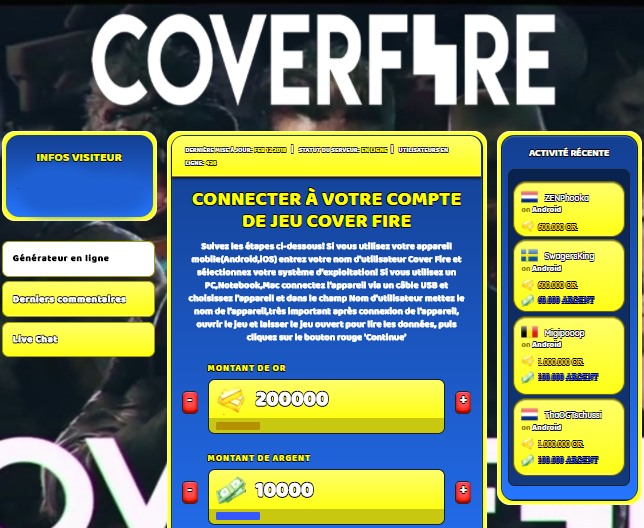 Cover Fire triche, Cover Fire triche en ligne, Cover Fire triche android, Cover Fire triche Or et Argent gratuit, Cover Fire triche illimite Or et Argent, Cover Fire triche ios, Cover Fire triche ipad, Cover Fire triche iphone, Cover Fire gratuit Or et Argent, Cover Fire triche samsung galaxy, Cover Fire triche telecharger, Cover Fire tricher, Cover Fire tricheu, Cover Fire tricheur, triche Cover Fire, code de triche Cover Fire, Cover Fire astuce, Cover Fire astuce en ligne, Cover Fire astuce android, Cover Fire astuce gratuit, Cover Fire astuce ios, Cover Fire astuce iphone, Cover Fire astuce telecharger, Cover Fire astuces, Cover Fire astuces gratuit, Cover Fire astuces android, Cover Fire astuces ios,, Cover Fire astuces telecharger, Cover Fire astuce Or et Argent, Cover Fire cheat, Cover Fire cheats, Cover Fire cheat Or et Argent, Cover Fire cheat gratuit, Cover Fire cheat iphone, Cover Fire cheat telecharger, Cover Fire hack online, Cover Fire hack generator, Cover Fire hack android, Cover Fire hack Or et Argent, Cover Fire illimité Or et Argent, Cover Fire mod apk, Cover Fire mod apk Or et Argent, Cover Fire mod apk android, Cover Fire outil, Cover Fire outil de piratage, Cover Fire pirater, Cover Fire pirater en ligne, Cover Fire pirater android, Cover Fire pirater Or et Argent, Cover Fire pirater gratuit, Cover Fire pirater ios, Cover Fire pirater iphone, Cover Fire pirater illimite Or et Argent, Cover Fire triche jeu, Cover Fire astuce triche en ligne, comment tricheur sur Cover Fire, Or et Argent gratuit dans Cover Fire, Cover Fire illimite Or et Argent, Cover Fire hacken, Cover Fire beschummeln, Cover Fire betrügen, Cover Fire betrügen Or et Argent, Cover Fire unbegrenzt Or et Argent, Cover Fire Or et Argent frei, Cover Fire hacken Or et Argent, Cover Fire Or et Argent gratuito, Cover Fire mod Or et Argent, Cover Fire trucchi, Cover Fire engañar
