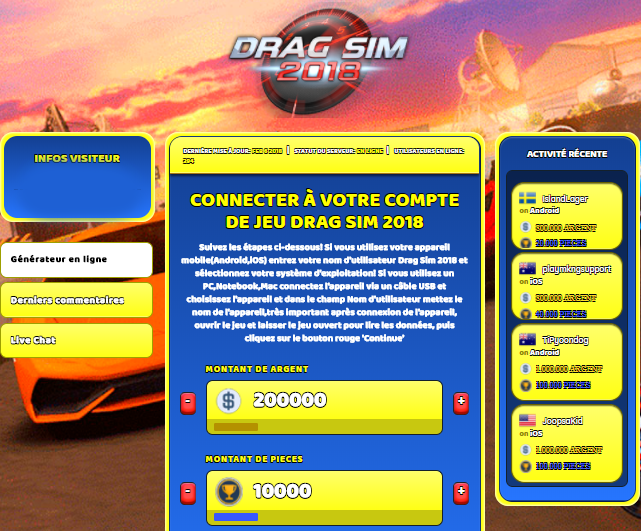 Drag Sim 2018 triche, Drag Sim 2018 triche en ligne, Drag Sim 2018 triche android, Drag Sim 2018 triche Argent et Pieces gratuit, Drag Sim 2018 triche illimite Argent et Pieces, Drag Sim 2018 triche ios, Drag Sim 2018 triche ipad, Drag Sim 2018 triche iphone, Drag Sim 2018 gratuit Argent et Pieces, Drag Sim 2018 triche samsung galaxy, Drag Sim 2018 triche telecharger, Drag Sim 2018 tricher, Drag Sim 2018 tricheu, Drag Sim 2018 tricheur, triche Drag Sim 2018, code de triche Drag Sim 2018, Drag Sim 2018 astuce, Drag Sim 2018 astuce en ligne, Drag Sim 2018 astuce android, Drag Sim 2018 astuce gratuit, Drag Sim 2018 astuce ios, Drag Sim 2018 astuce iphone, Drag Sim 2018 astuce telecharger, Drag Sim 2018 astuces, Drag Sim 2018 astuces gratuit, Drag Sim 2018 astuces android, Drag Sim 2018 astuces ios,, Drag Sim 2018 astuces telecharger, Drag Sim 2018 astuce Argent et Pieces, Drag Sim 2018 cheat, Drag Sim 2018 cheats, Drag Sim 2018 cheat Argent et Pieces, Drag Sim 2018 cheat gratuit, Drag Sim 2018 cheat iphone, Drag Sim 2018 cheat telecharger, Drag Sim 2018 hack online, Drag Sim 2018 hack generator, Drag Sim 2018 hack android, Drag Sim 2018 hack Argent et Pieces, Drag Sim 2018 illimité Argent et Pieces, Drag Sim 2018 mod apk, Drag Sim 2018 mod apk Argent et Pieces, Drag Sim 2018 mod apk android, Drag Sim 2018 outil, Drag Sim 2018 outil de piratage, Drag Sim 2018 pirater, Drag Sim 2018 pirater en ligne, Drag Sim 2018 pirater android, Drag Sim 2018 pirater Argent et Pieces, Drag Sim 2018 pirater gratuit, Drag Sim 2018 pirater ios, Drag Sim 2018 pirater iphone, Drag Sim 2018 pirater illimite Argent et Pieces, Drag Sim 2018 triche jeu, Drag Sim 2018 astuce triche en ligne, comment tricheur sur Drag Sim 2018, Argent et Pieces gratuit dans Drag Sim 2018, Drag Sim 2018 illimite Argent et Pieces, Drag Sim 2018 hacken, Drag Sim 2018 beschummeln, Drag Sim 2018 betrügen, Drag Sim 2018 betrügen Argent et Pieces, Drag Sim 2018 unbegrenzt Argent et Pieces, Drag Sim 2018 Argent et Pieces frei, Drag Sim 2018 hacken Argent et Pieces, Drag Sim 2018 Argent et Pieces gratuito, Drag Sim 2018 mod Argent et Pieces, Drag Sim 2018 trucchi, Drag Sim 2018 engañar