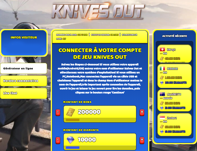 Knives Out triche, Knives Out triche en ligne, Knives Out triche android, Knives Out triche Bons et Diamants gratuit, Knives Out triche illimite Bons et Diamants, Knives Out triche ios, Knives Out triche ipad, Knives Out triche iphone, Knives Out gratuit Bons et Diamants, Knives Out triche samsung galaxy, Knives Out triche telecharger, Knives Out tricher, Knives Out tricheu, Knives Out tricheur, triche Knives Out, code de triche Knives Out, Knives Out astuce, Knives Out astuce en ligne, Knives Out astuce android, Knives Out astuce gratuit, Knives Out astuce ios, Knives Out astuce iphone, Knives Out astuce telecharger, Knives Out astuces, Knives Out astuces gratuit, Knives Out astuces android, Knives Out astuces ios,, Knives Out astuces telecharger, Knives Out astuce Bons et Diamants, Knives Out cheat, Knives Out cheats, Knives Out cheat Bons et Diamants, Knives Out cheat gratuit, Knives Out cheat iphone, Knives Out cheat telecharger, Knives Out hack online, Knives Out hack generator, Knives Out hack android, Knives Out hack Bons et Diamants, Knives Out illimité Bons et Diamants, Knives Out mod apk, Knives Out mod apk Bons et Diamants, Knives Out mod apk android, Knives Out outil, Knives Out outil de piratage, Knives Out pirater, Knives Out pirater en ligne, Knives Out pirater android, Knives Out pirater Bons et Diamants, Knives Out pirater gratuit, Knives Out pirater ios, Knives Out pirater iphone, Knives Out pirater illimite Bons et Diamants, Knives Out triche jeu, Knives Out astuce triche en ligne, comment tricheur sur Knives Out, Bons et Diamants gratuit dans Knives Out, Knives Out illimite Bons et Diamants, Knives Out hacken, Knives Out beschummeln, Knives Out betrügen, Knives Out betrügen Bons et Diamants, Knives Out unbegrenzt Bons et Diamants, Knives Out Bons et Diamants frei, Knives Out hacken Bons et Diamants, Knives Out Bons et Diamants gratuito, Knives Out mod Bons et Diamants, Knives Out trucchi, Knives Out engañar