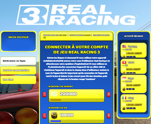 Real Racing 3 triche, Real Racing 3 triche en ligne, Real Racing 3 triche android, Real Racing 3 triche Argent et Or gratuit, Real Racing 3 triche illimite Argent et Or, Real Racing 3 triche ios, Real Racing 3 triche ipad, Real Racing 3 triche iphone, Real Racing 3 gratuit Argent et Or, Real Racing 3 triche samsung galaxy, Real Racing 3 triche telecharger, Real Racing 3 tricher, Real Racing 3 tricheu, Real Racing 3 tricheur, triche Real Racing 3, code de triche Real Racing 3, Real Racing 3 astuce, Real Racing 3 astuce en ligne, Real Racing 3 astuce android, Real Racing 3 astuce gratuit, Real Racing 3 astuce ios, Real Racing 3 astuce iphone, Real Racing 3 astuce telecharger, Real Racing 3 astuces, Real Racing 3 astuces gratuit, Real Racing 3 astuces android, Real Racing 3 astuces ios,, Real Racing 3 astuces telecharger, Real Racing 3 astuce Argent et Or, Real Racing 3 cheat, Real Racing 3 cheats, Real Racing 3 cheat Argent et Or, Real Racing 3 cheat gratuit, Real Racing 3 cheat iphone, Real Racing 3 cheat telecharger, Real Racing 3 hack online, Real Racing 3 hack generator, Real Racing 3 hack android, Real Racing 3 hack Argent et Or, Real Racing 3 illimité Argent et Or, Real Racing 3 mod apk, Real Racing 3 mod apk Argent et Or, Real Racing 3 mod apk android, Real Racing 3 outil, Real Racing 3 outil de piratage, Real Racing 3 pirater, Real Racing 3 pirater en ligne, Real Racing 3 pirater android, Real Racing 3 pirater Argent et Or, Real Racing 3 pirater gratuit, Real Racing 3 pirater ios, Real Racing 3 pirater iphone, Real Racing 3 pirater illimite Argent et Or, Real Racing 3 triche jeu, Real Racing 3 astuce triche en ligne, comment tricheur sur Real Racing 3, Argent et Or gratuit dans Real Racing 3, Real Racing 3 illimite Argent et Or, Real Racing 3 hacken, Real Racing 3 beschummeln, Real Racing 3 betrügen, Real Racing 3 betrügen Argent et Or, Real Racing 3 unbegrenzt Argent et Or, Real Racing 3 Argent et Or frei, Real Racing 3 hacken Argent et Or, Real Racing 3 Arge