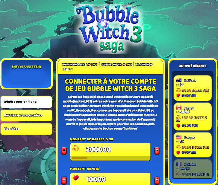 Bubble Witch 3 Saga triche, Bubble Witch 3 Saga triche en ligne, Bubble Witch 3 Saga triche android, Bubble Witch 3 Saga triche Barres d Or et Vies gratuit, Bubble Witch 3 Saga triche illimite Barres d Or et Vies, Bubble Witch 3 Saga triche ios, Bubble Witch 3 Saga triche ipad, Bubble Witch 3 Saga triche iphone, Bubble Witch 3 Saga gratuit Barres d Or et Vies, Bubble Witch 3 Saga triche samsung galaxy, Bubble Witch 3 Saga triche telecharger, Bubble Witch 3 Saga tricher, Bubble Witch 3 Saga tricheu, Bubble Witch 3 Saga tricheur, triche Bubble Witch 3 Saga, code de triche Bubble Witch 3 Saga, Bubble Witch 3 Saga astuce, Bubble Witch 3 Saga astuce en ligne, Bubble Witch 3 Saga astuce android, Bubble Witch 3 Saga astuce gratuit, Bubble Witch 3 Saga astuce ios, Bubble Witch 3 Saga astuce iphone, Bubble Witch 3 Saga astuce telecharger, Bubble Witch 3 Saga astuces, Bubble Witch 3 Saga astuces gratuit, Bubble Witch 3 Saga astuces android, Bubble Witch 3 Saga astuces ios,, Bubble Witch 3 Saga astuces telecharger, Bubble Witch 3 Saga astuce Barres d Or et Vies, Bubble Witch 3 Saga cheat, Bubble Witch 3 Saga cheats, Bubble Witch 3 Saga cheat Barres d Or et Vies, Bubble Witch 3 Saga cheat gratuit, Bubble Witch 3 Saga cheat iphone, Bubble Witch 3 Saga cheat telecharger, Bubble Witch 3 Saga hack online, Bubble Witch 3 Saga hack generator, Bubble Witch 3 Saga hack android, Bubble Witch 3 Saga hack Barres d Or et Vies, Bubble Witch 3 Saga illimité Barres d Or et Vies, Bubble Witch 3 Saga mod apk, Bubble Witch 3 Saga mod apk Barres d Or et Vies, Bubble Witch 3 Saga mod apk android, Bubble Witch 3 Saga outil, Bubble Witch 3 Saga outil de piratage, Bubble Witch 3 Saga pirater, Bubble Witch 3 Saga pirater en ligne, Bubble Witch 3 Saga pirater android, Bubble Witch 3 Saga pirater Barres d Or et Vies, Bubble Witch 3 Saga pirater gratuit, Bubble Witch 3 Saga pirater ios, Bubble Witch 3 Saga pirater iphone, Bubble Witch 3 Saga pirater illimite Barres d Or et Vies, Bubble Witch 3 Saga triche jeu, Bubble Witch 3 Saga astuce triche en ligne, comment tricheur sur Bubble Witch 3 Saga, Barres d Or et Vies gratuit dans Bubble Witch 3 Saga, Bubble Witch 3 Saga illimite Barres d Or et Vies, Bubble Witch 3 Saga hacken, Bubble Witch 3 Saga beschummeln, Bubble Witch 3 Saga betrügen, Bubble Witch 3 Saga betrügen Barres d Or et Vies, Bubble Witch 3 Saga unbegrenzt Barres d Or et Vies, Bubble Witch 3 Saga Barres d Or et Vies frei, Bubble Witch 3 Saga hacken Barres d Or et Vies, Bubble Witch 3 Saga Barres d Or et Vies gratuito, Bubble Witch 3 Saga mod Barres d Or et Vies, Bubble Witch 3 Saga trucchi, Bubble Witch 3 Saga engañar