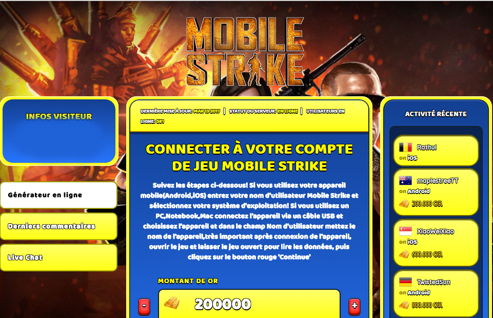 Mobile Strike triche, Mobile Strike triche en ligne, Mobile Strike triche android, Mobile Strike triche Or gratuit, Mobile Strike triche illimite Or, Mobile Strike triche ios, Mobile Strike triche ipad, Mobile Strike triche iphone, Mobile Strike gratuit Or, Mobile Strike triche samsung galaxy, Mobile Strike triche telecharger, Mobile Strike tricher, Mobile Strike tricheu, Mobile Strike tricheur, triche Mobile Strike, code de triche Mobile Strike, Mobile Strike astuce, Mobile Strike astuce en ligne, Mobile Strike astuce android, Mobile Strike astuce gratuit, Mobile Strike astuce ios, Mobile Strike astuce iphone, Mobile Strike astuce telecharger, Mobile Strike astuces, Mobile Strike astuces gratuit, Mobile Strike astuces android, Mobile Strike astuces ios,, Mobile Strike astuces telecharger, Mobile Strike astuce Or, Mobile Strike cheat, Mobile Strike cheats, Mobile Strike cheat Or, Mobile Strike cheat gratuit, Mobile Strike cheat iphone, Mobile Strike cheat telecharger, Mobile Strike hack online, Mobile Strike hack generator, Mobile Strike hack android, Mobile Strike hack Or, Mobile Strike illimité Or, Mobile Strike mod apk, Mobile Strike mod apk Or, Mobile Strike mod apk android, Mobile Strike outil, Mobile Strike outil de piratage, Mobile Strike pirater, Mobile Strike pirater en ligne, Mobile Strike pirater android, Mobile Strike pirater Or, Mobile Strike pirater gratuit, Mobile Strike pirater ios, Mobile Strike pirater iphone, Mobile Strike pirater illimite Or, Mobile Strike triche jeu, Mobile Strike astuce triche en ligne, comment tricheur sur Mobile Strike, Or gratuit dans Mobile Strike, Mobile Strike illimite Or, Mobile Strike hacken, Mobile Strike beschummeln, Mobile Strike betrügen, Mobile Strike betrügen Or, Mobile Strike unbegrenzt Or, Mobile Strike Or frei, Mobile Strike hacken Or, Mobile Strike Or gratuito, Mobile Strike mod Or, Mobile Strike trucchi, Mobile Strike engañar
