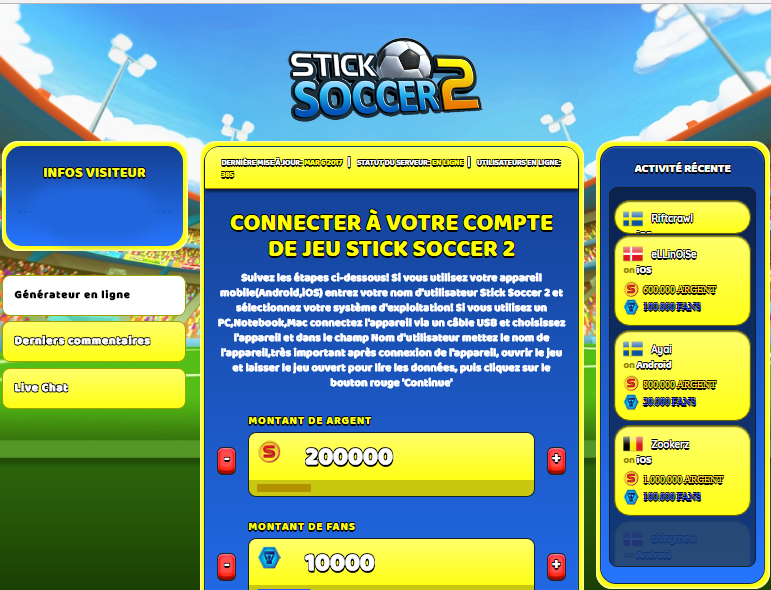 Stick Soccer 2 triche, Stick Soccer 2 triche en ligne, Stick Soccer 2 triche android, Stick Soccer 2 triche Argent et Fans gratuit, Stick Soccer 2 triche illimite Argent et Fans, Stick Soccer 2 triche ios, Stick Soccer 2 triche ipad, Stick Soccer 2 triche iphone, Stick Soccer 2 gratuit Argent et Fans, Stick Soccer 2 triche samsung galaxy, Stick Soccer 2 triche telecharger, Stick Soccer 2 tricher, Stick Soccer 2 tricheu, Stick Soccer 2 tricheur, triche Stick Soccer 2, code de triche Stick Soccer 2, Stick Soccer 2 astuce, Stick Soccer 2 astuce en ligne, Stick Soccer 2 astuce android, Stick Soccer 2 astuce gratuit, Stick Soccer 2 astuce ios, Stick Soccer 2 astuce iphone, Stick Soccer 2 astuce telecharger, Stick Soccer 2 astuces, Stick Soccer 2 astuces gratuit, Stick Soccer 2 astuces android, Stick Soccer 2 astuces ios,, Stick Soccer 2 astuces telecharger, Stick Soccer 2 astuce Argent et Fans, Stick Soccer 2 cheat, Stick Soccer 2 cheats, Stick Soccer 2 cheat Argent et Fans, Stick Soccer 2 cheat gratuit, Stick Soccer 2 cheat iphone, Stick Soccer 2 cheat telecharger, Stick Soccer 2 hack online, Stick Soccer 2 hack generator, Stick Soccer 2 hack android, Stick Soccer 2 hack Argent et Fans, Stick Soccer 2 illimité Argent et Fans, Stick Soccer 2 mod apk, Stick Soccer 2 mod apk Argent et Fans, Stick Soccer 2 mod apk android, Stick Soccer 2 outil, Stick Soccer 2 outil de piratage, Stick Soccer 2 pirater, Stick Soccer 2 pirater en ligne, Stick Soccer 2 pirater android, Stick Soccer 2 pirater Argent et Fans, Stick Soccer 2 pirater gratuit, Stick Soccer 2 pirater ios, Stick Soccer 2 pirater iphone, Stick Soccer 2 pirater illimite Argent et Fans, Stick Soccer 2 triche jeu, Stick Soccer 2 astuce triche en ligne, comment tricheur sur Stick Soccer 2, Argent et Fans gratuit dans Stick Soccer 2, Stick Soccer 2 illimite Argent et Fans, Stick Soccer 2 hacken, Stick Soccer 2 beschummeln, Stick Soccer 2 betrügen, Stick Soccer 2 betrügen Argent et Fans, Stick Soccer 2 unbegrenzt Argent et Fans, Stick Soccer 2 Argent et Fans frei, Stick Soccer 2 hacken Argent et Fans, Stick Soccer 2 Argent et Fans gratuito, Stick Soccer 2 mod Argent et Fans, Stick Soccer 2 trucchi, Stick Soccer 2 engañar