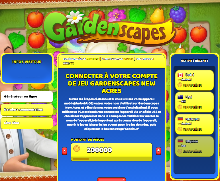 Gardenscapes New Acres triche, Gardenscapes New Acres triche en ligne, Gardenscapes New Acres triche android, Gardenscapes New Acres triche Pièces gratuit, Gardenscapes New Acres triche illimite Pièces, Gardenscapes New Acres triche ios, Gardenscapes New Acres triche ipad, Gardenscapes New Acres triche iphone, Gardenscapes New Acres gratuit Pièces, Gardenscapes New Acres triche samsung galaxy, Gardenscapes New Acres triche telecharger, Gardenscapes New Acres tricher, Gardenscapes New Acres tricheu, Gardenscapes New Acres tricheur, triche Gardenscapes New Acres, code de triche Gardenscapes New Acres, Gardenscapes New Acres astuce, Gardenscapes New Acres astuce en ligne, Gardenscapes New Acres astuce android, Gardenscapes New Acres astuce gratuit, Gardenscapes New Acres astuce ios, Gardenscapes New Acres astuce iphone, Gardenscapes New Acres astuce telecharger, Gardenscapes New Acres astuces, Gardenscapes New Acres astuces gratuit, Gardenscapes New Acres astuces android, Gardenscapes New Acres astuces ios,, Gardenscapes New Acres astuces telecharger, Gardenscapes New Acres astuce Pièces, Gardenscapes New Acres cheat, Gardenscapes New Acres cheats, Gardenscapes New Acres cheat Pièces, Gardenscapes New Acres cheat gratuit, Gardenscapes New Acres cheat iphone, Gardenscapes New Acres cheat telecharger, Gardenscapes New Acres hack online, Gardenscapes New Acres hack generator, Gardenscapes New Acres hack android, Gardenscapes New Acres hack Pièces, Gardenscapes New Acres illimité Pièces, Gardenscapes New Acres mod apk, Gardenscapes New Acres mod apk Pièces, Gardenscapes New Acres mod apk android, Gardenscapes New Acres outil, Gardenscapes New Acres outil de piratage, Gardenscapes New Acres pirater, Gardenscapes New Acres pirater en ligne, Gardenscapes New Acres pirater android, Gardenscapes New Acres pirater Pièces, Gardenscapes New Acres pirater gratuit, Gardenscapes New Acres pirater ios, Gardenscapes New Acres pirater iphone, Gardenscapes New Acres pirater illimite Pièces, Gardenscapes New Acres triche jeu, Gardenscapes New Acres astuce triche en ligne, comment tricheur sur Gardenscapes New Acres, Pièces gratuit dans Gardenscapes New Acres, Gardenscapes New Acres illimite Pièces, Gardenscapes New Acres hacken, Gardenscapes New Acres beschummeln, Gardenscapes New Acres betrügen, Gardenscapes New Acres betrügen Pièces, Gardenscapes New Acres unbegrenzt Pièces, Gardenscapes New Acres Pièces frei, Gardenscapes New Acres hacken Pièces, Gardenscapes New Acres Pièces gratuito, Gardenscapes New Acres mod Pièces, Gardenscapes New Acres trucchi, Gardenscapes New Acres engañar
