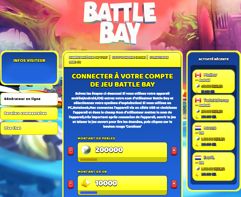 Battle Bay triche, Battle Bay triche en ligne, Battle Bay triche android, Battle Bay triche Perles et Or gratuit, Battle Bay triche illimite Perles et Or, Battle Bay triche ios, Battle Bay triche ipad, Battle Bay triche iphone, Battle Bay gratuit Perles et Or, Battle Bay triche samsung galaxy, Battle Bay triche telecharger, Battle Bay tricher, Battle Bay tricheu, Battle Bay tricheur, triche Battle Bay, code de triche Battle Bay, Battle Bay astuce, Battle Bay astuce en ligne, Battle Bay astuce android, Battle Bay astuce gratuit, Battle Bay astuce ios, Battle Bay astuce iphone, Battle Bay astuce telecharger, Battle Bay astuces, Battle Bay astuces gratuit, Battle Bay astuces android, Battle Bay astuces ios,, Battle Bay astuces telecharger, Battle Bay astuce Perles et Or, Battle Bay cheat, Battle Bay cheats, Battle Bay cheat Perles et Or, Battle Bay cheat gratuit, Battle Bay cheat iphone, Battle Bay cheat telecharger, Battle Bay hack online, Battle Bay hack generator, Battle Bay hack android, Battle Bay hack Perles et Or, Battle Bay illimité Perles et Or, Battle Bay mod apk, Battle Bay mod apk Perles et Or, Battle Bay mod apk android, Battle Bay outil, Battle Bay outil de piratage, Battle Bay pirater, Battle Bay pirater en ligne, Battle Bay pirater android, Battle Bay pirater Perles et Or, Battle Bay pirater gratuit, Battle Bay pirater ios, Battle Bay pirater iphone, Battle Bay pirater illimite Perles et Or, Battle Bay triche jeu, Battle Bay astuce triche en ligne, comment tricheur sur Battle Bay, Perles et Or gratuit dans Battle Bay, Battle Bay illimite Perles et Or, Battle Bay hacken, Battle Bay beschummeln, Battle Bay betrügen, Battle Bay betrügen Perles et Or, Battle Bay unbegrenzt Perles et Or, Battle Bay Perles et Or frei, Battle Bay hacken Perles et Or, Battle Bay Perles et Or gratuito, Battle Bay mod Perles et Or, Battle Bay trucchi, Battle Bay engañar