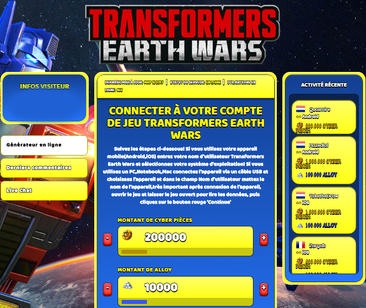 Transformers Earth Wars triche, Transformers Earth Wars triche en ligne, Transformers Earth Wars triche android, Transformers Earth Wars triche Cyber Pièces et Alloy gratuit, Transformers Earth Wars triche illimite Cyber Pièces et Alloy, Transformers Earth Wars triche ios, Transformers Earth Wars triche ipad, Transformers Earth Wars triche iphone, Transformers Earth Wars gratuit Cyber Pièces et Alloy, Transformers Earth Wars triche samsung galaxy, Transformers Earth Wars triche telecharger, Transformers Earth Wars tricher, Transformers Earth Wars tricheu, Transformers Earth Wars tricheur, triche Transformers Earth Wars, code de triche Transformers Earth Wars, Transformers Earth Wars astuce, Transformers Earth Wars astuce en ligne, Transformers Earth Wars astuce android, Transformers Earth Wars astuce gratuit, Transformers Earth Wars astuce ios, Transformers Earth Wars astuce iphone, Transformers Earth Wars astuce telecharger, Transformers Earth Wars astuces, Transformers Earth Wars astuces gratuit, Transformers Earth Wars astuces android, Transformers Earth Wars astuces ios,, Transformers Earth Wars astuces telecharger, Transformers Earth Wars astuce Cyber Pièces et Alloy, Transformers Earth Wars cheat, Transformers Earth Wars cheats, Transformers Earth Wars cheat Cyber Pièces et Alloy, Transformers Earth Wars cheat gratuit, Transformers Earth Wars cheat iphone, Transformers Earth Wars cheat telecharger, Transformers Earth Wars hack online, Transformers Earth Wars hack generator, Transformers Earth Wars hack android, Transformers Earth Wars hack Cyber Pièces et Alloy, Transformers Earth Wars illimité Cyber Pièces et Alloy, Transformers Earth Wars mod apk, Transformers Earth Wars mod apk Cyber Pièces et Alloy, Transformers Earth Wars mod apk android, Transformers Earth Wars outil, Transformers Earth Wars outil de piratage, Transformers Earth Wars pirater, Transformers Earth Wars pirater en ligne, Transformers Earth Wars pirater android, Transformers Earth Wars pirater Cyber Pièces et Alloy, Transformers Earth Wars pirater gratuit, Transformers Earth Wars pirater ios, Transformers Earth Wars pirater iphone, Transformers Earth Wars pirater illimite Cyber Pièces et Alloy, Transformers Earth Wars triche jeu, Transformers Earth Wars astuce triche en ligne, comment tricheur sur Transformers Earth Wars, Cyber Pièces et Alloy gratuit dans Transformers Earth Wars, Transformers Earth Wars illimite Cyber Pièces et Alloy, Transformers Earth Wars hacken, Transformers Earth Wars beschummeln, Transformers Earth Wars betrügen, Transformers Earth Wars betrügen Cyber Pièces et Alloy, Transformers Earth Wars unbegrenzt Cyber Pièces et Alloy, Transformers Earth Wars Cyber Pièces et Alloy frei, Transformers Earth Wars hacken Cyber Pièces et Alloy, Transformers Earth Wars Cyber Pièces et Alloy gratuito, Transformers Earth Wars mod Cyber Pièces et Alloy, Transformers Earth Wars trucchi, Transformers Earth Wars engañar