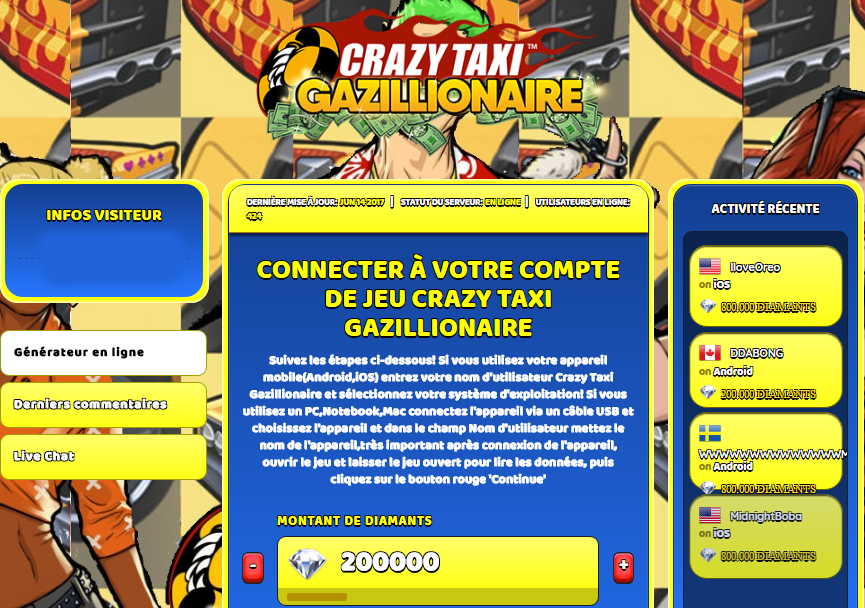Crazy Taxi Gazillionaire triche, Crazy Taxi Gazillionaire triche en ligne, Crazy Taxi Gazillionaire triche android, Crazy Taxi Gazillionaire triche Diamants gratuit, Crazy Taxi Gazillionaire triche illimite Diamants, Crazy Taxi Gazillionaire triche ios, Crazy Taxi Gazillionaire triche ipad, Crazy Taxi Gazillionaire triche iphone, Crazy Taxi Gazillionaire gratuit Diamants, Crazy Taxi Gazillionaire triche samsung galaxy, Crazy Taxi Gazillionaire triche telecharger, Crazy Taxi Gazillionaire tricher, Crazy Taxi Gazillionaire tricheu, Crazy Taxi Gazillionaire tricheur, triche Crazy Taxi Gazillionaire, code de triche Crazy Taxi Gazillionaire, Crazy Taxi Gazillionaire astuce, Crazy Taxi Gazillionaire astuce en ligne, Crazy Taxi Gazillionaire astuce android, Crazy Taxi Gazillionaire astuce gratuit, Crazy Taxi Gazillionaire astuce ios, Crazy Taxi Gazillionaire astuce iphone, Crazy Taxi Gazillionaire astuce telecharger, Crazy Taxi Gazillionaire astuces, Crazy Taxi Gazillionaire astuces gratuit, Crazy Taxi Gazillionaire astuces android, Crazy Taxi Gazillionaire astuces ios,, Crazy Taxi Gazillionaire astuces telecharger, Crazy Taxi Gazillionaire astuce Diamants, Crazy Taxi Gazillionaire cheat, Crazy Taxi Gazillionaire cheats, Crazy Taxi Gazillionaire cheat Diamants, Crazy Taxi Gazillionaire cheat gratuit, Crazy Taxi Gazillionaire cheat iphone, Crazy Taxi Gazillionaire cheat telecharger, Crazy Taxi Gazillionaire hack online, Crazy Taxi Gazillionaire hack generator, Crazy Taxi Gazillionaire hack android, Crazy Taxi Gazillionaire hack Diamants, Crazy Taxi Gazillionaire illimité Diamants, Crazy Taxi Gazillionaire mod apk, Crazy Taxi Gazillionaire mod apk Diamants, Crazy Taxi Gazillionaire mod apk android, Crazy Taxi Gazillionaire outil, Crazy Taxi Gazillionaire outil de piratage, Crazy Taxi Gazillionaire pirater, Crazy Taxi Gazillionaire pirater en ligne, Crazy Taxi Gazillionaire pirater android, Crazy Taxi Gazillionaire pirater Diamants, Crazy Taxi Gazillionaire pirater gratuit, Crazy Taxi Gazillionaire pirater ios, Crazy Taxi Gazillionaire pirater iphone, Crazy Taxi Gazillionaire pirater illimite Diamants, Crazy Taxi Gazillionaire triche jeu, Crazy Taxi Gazillionaire astuce triche en ligne, comment tricheur sur Crazy Taxi Gazillionaire, Diamants gratuit dans Crazy Taxi Gazillionaire, Crazy Taxi Gazillionaire illimite Diamants, Crazy Taxi Gazillionaire hacken, Crazy Taxi Gazillionaire beschummeln, Crazy Taxi Gazillionaire betrügen, Crazy Taxi Gazillionaire betrügen Diamants, Crazy Taxi Gazillionaire unbegrenzt Diamants, Crazy Taxi Gazillionaire Diamants frei, Crazy Taxi Gazillionaire hacken Diamants, Crazy Taxi Gazillionaire Diamants gratuito, Crazy Taxi Gazillionaire mod Diamants, Crazy Taxi Gazillionaire trucchi, Crazy Taxi Gazillionaire engañar