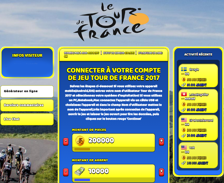 Tour de France 2017 triche, Tour de France 2017 triche en ligne, Tour de France 2017 triche android, Tour de France 2017 triche Pieces et Argent gratuit, Tour de France 2017 triche illimite Pieces et Argent, Tour de France 2017 triche ios, Tour de France 2017 triche ipad, Tour de France 2017 triche iphone, Tour de France 2017 gratuit Pieces et Argent, Tour de France 2017 triche samsung galaxy, Tour de France 2017 triche telecharger, Tour de France 2017 tricher, Tour de France 2017 tricheu, Tour de France 2017 tricheur, triche Tour de France 2017, code de triche Tour de France 2017, Tour de France 2017 astuce, Tour de France 2017 astuce en ligne, Tour de France 2017 astuce android, Tour de France 2017 astuce gratuit, Tour de France 2017 astuce ios, Tour de France 2017 astuce iphone, Tour de France 2017 astuce telecharger, Tour de France 2017 astuces, Tour de France 2017 astuces gratuit, Tour de France 2017 astuces android, Tour de France 2017 astuces ios,, Tour de France 2017 astuces telecharger, Tour de France 2017 astuce Pieces et Argent, Tour de France 2017 cheat, Tour de France 2017 cheats, Tour de France 2017 cheat Pieces et Argent, Tour de France 2017 cheat gratuit, Tour de France 2017 cheat iphone, Tour de France 2017 cheat telecharger, Tour de France 2017 hack online, Tour de France 2017 hack generator, Tour de France 2017 hack android, Tour de France 2017 hack Pieces et Argent, Tour de France 2017 illimité Pieces et Argent, Tour de France 2017 mod apk, Tour de France 2017 mod apk Pieces et Argent, Tour de France 2017 mod apk android, Tour de France 2017 outil, Tour de France 2017 outil de piratage, Tour de France 2017 pirater, Tour de France 2017 pirater en ligne, Tour de France 2017 pirater android, Tour de France 2017 pirater Pieces et Argent, Tour de France 2017 pirater gratuit, Tour de France 2017 pirater ios, Tour de France 2017 pirater iphone, Tour de France 2017 pirater illimite Pieces et Argent, Tour de France 2017 triche jeu, Tour de France 2017 astuce triche en ligne, comment tricheur sur Tour de France 2017, Pieces et Argent gratuit dans Tour de France 2017, Tour de France 2017 illimite Pieces et Argent, Tour de France 2017 hacken, Tour de France 2017 beschummeln, Tour de France 2017 betrügen, Tour de France 2017 betrügen Pieces et Argent, Tour de France 2017 unbegrenzt Pieces et Argent, Tour de France 2017 Pieces et Argent frei, Tour de France 2017 hacken Pieces et Argent, Tour de France 2017 Pieces et Argent gratuito, Tour de France 2017 mod Pieces et Argent, Tour de France 2017 trucchi, Tour de France 2017 engañar