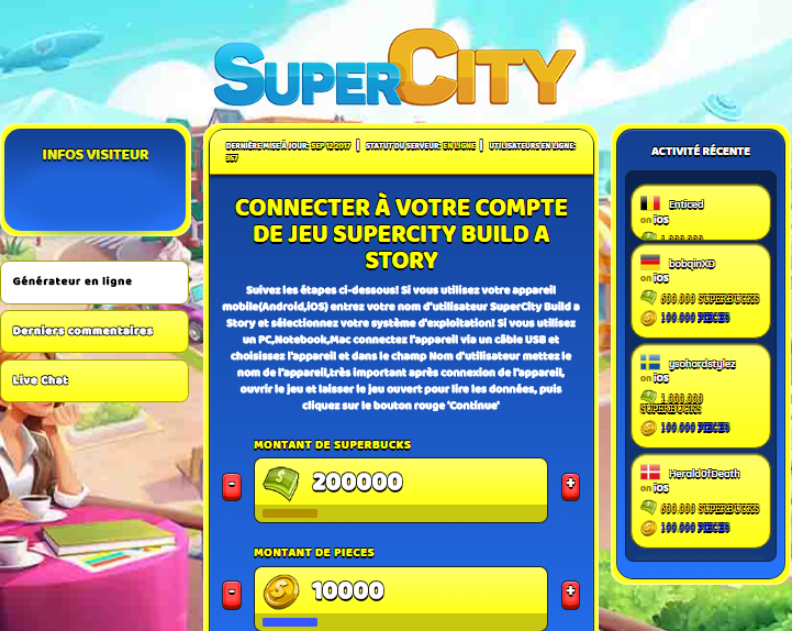 SuperCity Build a Story triche, SuperCity Build a Story triche en ligne, SuperCity Build a Story triche android, SuperCity Build a Story triche Superbucks et Pieces gratuit, SuperCity Build a Story triche illimite Superbucks et Pieces, SuperCity Build a Story triche ios, SuperCity Build a Story triche ipad, SuperCity Build a Story triche iphone, SuperCity Build a Story gratuit Superbucks et Pieces, SuperCity Build a Story triche samsung galaxy, SuperCity Build a Story triche telecharger, SuperCity Build a Story tricher, SuperCity Build a Story tricheu, SuperCity Build a Story tricheur, triche SuperCity Build a Story, code de triche SuperCity Build a Story, SuperCity Build a Story astuce, SuperCity Build a Story astuce en ligne, SuperCity Build a Story astuce android, SuperCity Build a Story astuce gratuit, SuperCity Build a Story astuce ios, SuperCity Build a Story astuce iphone, SuperCity Build a Story astuce telecharger, SuperCity Build a Story astuces, SuperCity Build a Story astuces gratuit, SuperCity Build a Story astuces android, SuperCity Build a Story astuces ios,, SuperCity Build a Story astuces telecharger, SuperCity Build a Story astuce Superbucks et Pieces, SuperCity Build a Story cheat, SuperCity Build a Story cheats, SuperCity Build a Story cheat Superbucks et Pieces, SuperCity Build a Story cheat gratuit, SuperCity Build a Story cheat iphone, SuperCity Build a Story cheat telecharger, SuperCity Build a Story hack online, SuperCity Build a Story hack generator, SuperCity Build a Story hack android, SuperCity Build a Story hack Superbucks et Pieces, SuperCity Build a Story illimité Superbucks et Pieces, SuperCity Build a Story mod apk, SuperCity Build a Story mod apk Superbucks et Pieces, SuperCity Build a Story mod apk android, SuperCity Build a Story outil, SuperCity Build a Story outil de piratage, SuperCity Build a Story pirater, SuperCity Build a Story pirater en ligne, SuperCity Build a Story pirater android, SuperCity Build a Story pirater Superbucks et Pieces, SuperCity Build a Story pirater gratuit, SuperCity Build a Story pirater ios, SuperCity Build a Story pirater iphone, SuperCity Build a Story pirater illimite Superbucks et Pieces, SuperCity Build a Story triche jeu, SuperCity Build a Story astuce triche en ligne, comment tricheur sur SuperCity Build a Story, Superbucks et Pieces gratuit dans SuperCity Build a Story, SuperCity Build a Story illimite Superbucks et Pieces, SuperCity Build a Story hacken, SuperCity Build a Story beschummeln, SuperCity Build a Story betrügen, SuperCity Build a Story betrügen Superbucks et Pieces, SuperCity Build a Story unbegrenzt Superbucks et Pieces, SuperCity Build a Story Superbucks et Pieces frei, SuperCity Build a Story hacken Superbucks et Pieces, SuperCity Build a Story Superbucks et Pieces gratuito, SuperCity Build a Story mod Superbucks et Pieces, SuperCity Build a Story trucchi, SuperCity Build a Story engañar