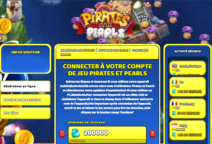 Pirates et Pearls triche, Pirates et Pearls triche en ligne, Pirates et Pearls triche android, Pirates et Pearls triche Cristaux gratuit, Pirates et Pearls triche illimite Cristaux, Pirates et Pearls triche ios, Pirates et Pearls triche ipad, Pirates et Pearls triche iphone, Pirates et Pearls gratuit Cristaux, Pirates et Pearls triche samsung galaxy, Pirates et Pearls triche telecharger, Pirates et Pearls tricher, Pirates et Pearls tricheu, Pirates et Pearls tricheur, triche Pirates et Pearls, code de triche Pirates et Pearls, Pirates et Pearls astuce, Pirates et Pearls astuce en ligne, Pirates et Pearls astuce android, Pirates et Pearls astuce gratuit, Pirates et Pearls astuce ios, Pirates et Pearls astuce iphone, Pirates et Pearls astuce telecharger, Pirates et Pearls astuces, Pirates et Pearls astuces gratuit, Pirates et Pearls astuces android, Pirates et Pearls astuces ios,, Pirates et Pearls astuces telecharger, Pirates et Pearls astuce Cristaux, Pirates et Pearls cheat, Pirates et Pearls cheats, Pirates et Pearls cheat Cristaux, Pirates et Pearls cheat gratuit, Pirates et Pearls cheat iphone, Pirates et Pearls cheat telecharger, Pirates et Pearls hack online, Pirates et Pearls hack generator, Pirates et Pearls hack android, Pirates et Pearls hack Cristaux, Pirates et Pearls illimité Cristaux, Pirates et Pearls mod apk, Pirates et Pearls mod apk Cristaux, Pirates et Pearls mod apk android, Pirates et Pearls outil, Pirates et Pearls outil de piratage, Pirates et Pearls pirater, Pirates et Pearls pirater en ligne, Pirates et Pearls pirater android, Pirates et Pearls pirater Cristaux, Pirates et Pearls pirater gratuit, Pirates et Pearls pirater ios, Pirates et Pearls pirater iphone, Pirates et Pearls pirater illimite Cristaux, Pirates et Pearls triche jeu, Pirates et Pearls astuce triche en ligne, comment tricheur sur Pirates et Pearls, Cristaux gratuit dans Pirates et Pearls, Pirates et Pearls illimite Cristaux, Pirates et Pearls hacken, Pirates et Pearls beschummeln, Pirates et Pearls betrügen, Pirates et Pearls betrügen Cristaux, Pirates et Pearls unbegrenzt Cristaux, Pirates et Pearls Cristaux frei, Pirates et Pearls hacken Cristaux, Pirates et Pearls Cristaux gratuito, Pirates et Pearls mod Cristaux, Pirates et Pearls trucchi, Pirates et Pearls engañar