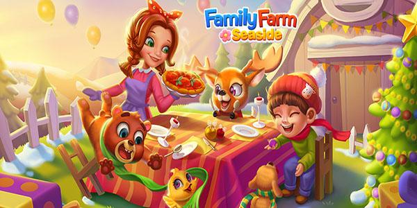 astuce gagner de largent dans family farm