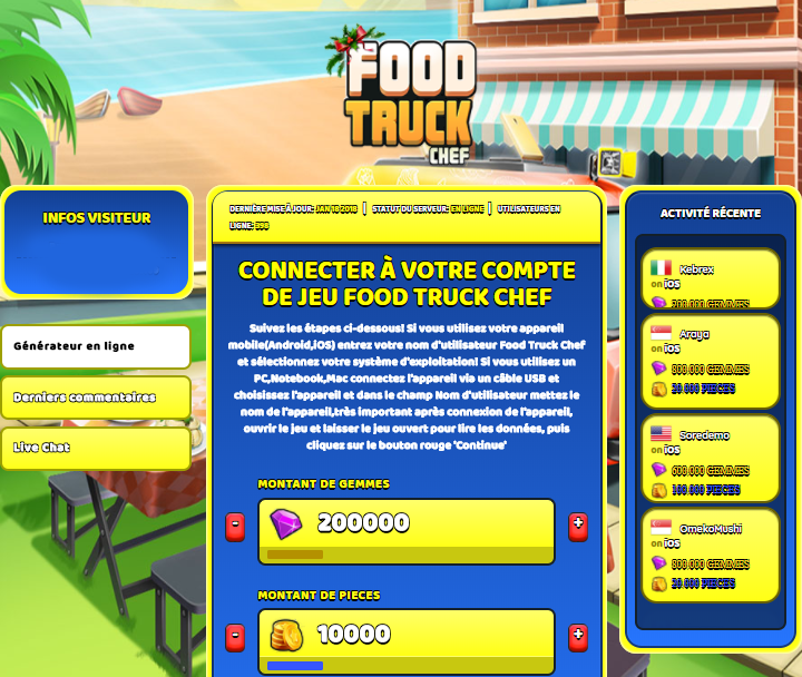 Food Truck Chef triche, Food Truck Chef triche en ligne, Food Truck Chef triche android, Food Truck Chef triche Gemmes et Pieces gratuit, Food Truck Chef triche illimite Gemmes et Pieces, Food Truck Chef triche ios, Food Truck Chef triche ipad, Food Truck Chef triche iphone, Food Truck Chef gratuit Gemmes et Pieces, Food Truck Chef triche samsung galaxy, Food Truck Chef triche telecharger, Food Truck Chef tricher, Food Truck Chef tricheu, Food Truck Chef tricheur, triche Food Truck Chef, code de triche Food Truck Chef, Food Truck Chef astuce, Food Truck Chef astuce en ligne, Food Truck Chef astuce android, Food Truck Chef astuce gratuit, Food Truck Chef astuce ios, Food Truck Chef astuce iphone, Food Truck Chef astuce telecharger, Food Truck Chef astuces, Food Truck Chef astuces gratuit, Food Truck Chef astuces android, Food Truck Chef astuces ios,, Food Truck Chef astuces telecharger, Food Truck Chef astuce Gemmes et Pieces, Food Truck Chef cheat, Food Truck Chef cheats, Food Truck Chef cheat Gemmes et Pieces, Food Truck Chef cheat gratuit, Food Truck Chef cheat iphone, Food Truck Chef cheat telecharger, Food Truck Chef hack online, Food Truck Chef hack generator, Food Truck Chef hack android, Food Truck Chef hack Gemmes et Pieces, Food Truck Chef illimité Gemmes et Pieces, Food Truck Chef mod apk, Food Truck Chef mod apk Gemmes et Pieces, Food Truck Chef mod apk android, Food Truck Chef outil, Food Truck Chef outil de piratage, Food Truck Chef pirater, Food Truck Chef pirater en ligne, Food Truck Chef pirater android, Food Truck Chef pirater Gemmes et Pieces, Food Truck Chef pirater gratuit, Food Truck Chef pirater ios, Food Truck Chef pirater iphone, Food Truck Chef pirater illimite Gemmes et Pieces, Food Truck Chef triche jeu, Food Truck Chef astuce triche en ligne, comment tricheur sur Food Truck Chef, Gemmes et Pieces gratuit dans Food Truck Chef, Food Truck Chef illimite Gemmes et Pieces, Food Truck Chef hacken, Food Truck Chef beschummeln, Food Truck Chef betrügen, Food Truck Chef betrügen Gemmes et Pieces, Food Truck Chef unbegrenzt Gemmes et Pieces, Food Truck Chef Gemmes et Pieces frei, Food Truck Chef hacken Gemmes et Pieces, Food Truck Chef Gemmes et Pieces gratuito, Food Truck Chef mod Gemmes et Pieces, Food Truck Chef trucchi, Food Truck Chef engañar