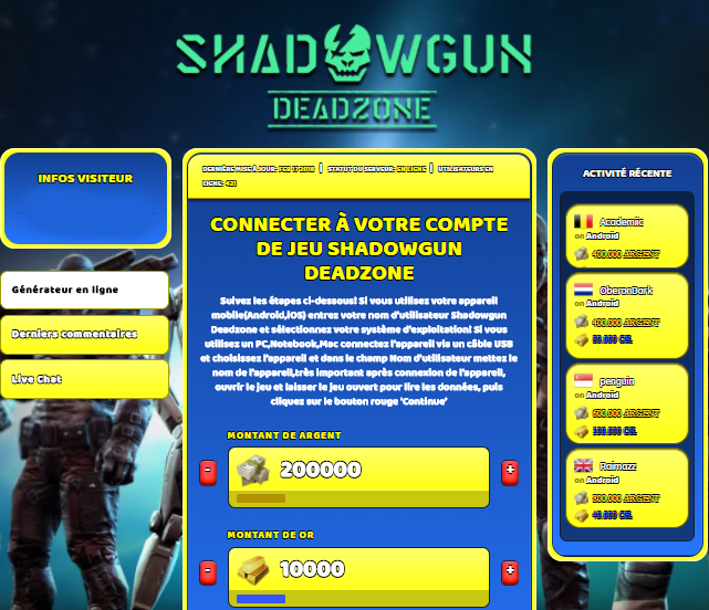 Shadowgun Deadzone triche, Shadowgun Deadzone triche en ligne, Shadowgun Deadzone triche android, Shadowgun Deadzone triche Argent et Or gratuit, Shadowgun Deadzone triche illimite Argent et Or, Shadowgun Deadzone triche ios, Shadowgun Deadzone triche ipad, Shadowgun Deadzone triche iphone, Shadowgun Deadzone gratuit Argent et Or, Shadowgun Deadzone triche samsung galaxy, Shadowgun Deadzone triche telecharger, Shadowgun Deadzone tricher, Shadowgun Deadzone tricheu, Shadowgun Deadzone tricheur, triche Shadowgun Deadzone, code de triche Shadowgun Deadzone, Shadowgun Deadzone astuce, Shadowgun Deadzone astuce en ligne, Shadowgun Deadzone astuce android, Shadowgun Deadzone astuce gratuit, Shadowgun Deadzone astuce ios, Shadowgun Deadzone astuce iphone, Shadowgun Deadzone astuce telecharger, Shadowgun Deadzone astuces, Shadowgun Deadzone astuces gratuit, Shadowgun Deadzone astuces android, Shadowgun Deadzone astuces ios,, Shadowgun Deadzone astuces telecharger, Shadowgun Deadzone astuce Argent et Or, Shadowgun Deadzone cheat, Shadowgun Deadzone cheats, Shadowgun Deadzone cheat Argent et Or, Shadowgun Deadzone cheat gratuit, Shadowgun Deadzone cheat iphone, Shadowgun Deadzone cheat telecharger, Shadowgun Deadzone hack online, Shadowgun Deadzone hack generator, Shadowgun Deadzone hack android, Shadowgun Deadzone hack Argent et Or, Shadowgun Deadzone illimité Argent et Or, Shadowgun Deadzone mod apk, Shadowgun Deadzone mod apk Argent et Or, Shadowgun Deadzone mod apk android, Shadowgun Deadzone outil, Shadowgun Deadzone outil de piratage, Shadowgun Deadzone pirater, Shadowgun Deadzone pirater en ligne, Shadowgun Deadzone pirater android, Shadowgun Deadzone pirater Argent et Or, Shadowgun Deadzone pirater gratuit, Shadowgun Deadzone pirater ios, Shadowgun Deadzone pirater iphone, Shadowgun Deadzone pirater illimite Argent et Or, Shadowgun Deadzone triche jeu, Shadowgun Deadzone astuce triche en ligne, comment tricheur sur Shadowgun Deadzone, Argent et Or gratuit dans Shadowgun Deadzone, Shadowgun Deadzone illimite Argent et Or, Shadowgun Deadzone hacken, Shadowgun Deadzone beschummeln, Shadowgun Deadzone betrügen, Shadowgun Deadzone betrügen Argent et Or, Shadowgun Deadzone unbegrenzt Argent et Or, Shadowgun Deadzone Argent et Or frei, Shadowgun Deadzone hacken Argent et Or, Shadowgun Deadzone Argent et Or gratuito, Shadowgun Deadzone mod Argent et Or, Shadowgun Deadzone trucchi, Shadowgun Deadzone engañar